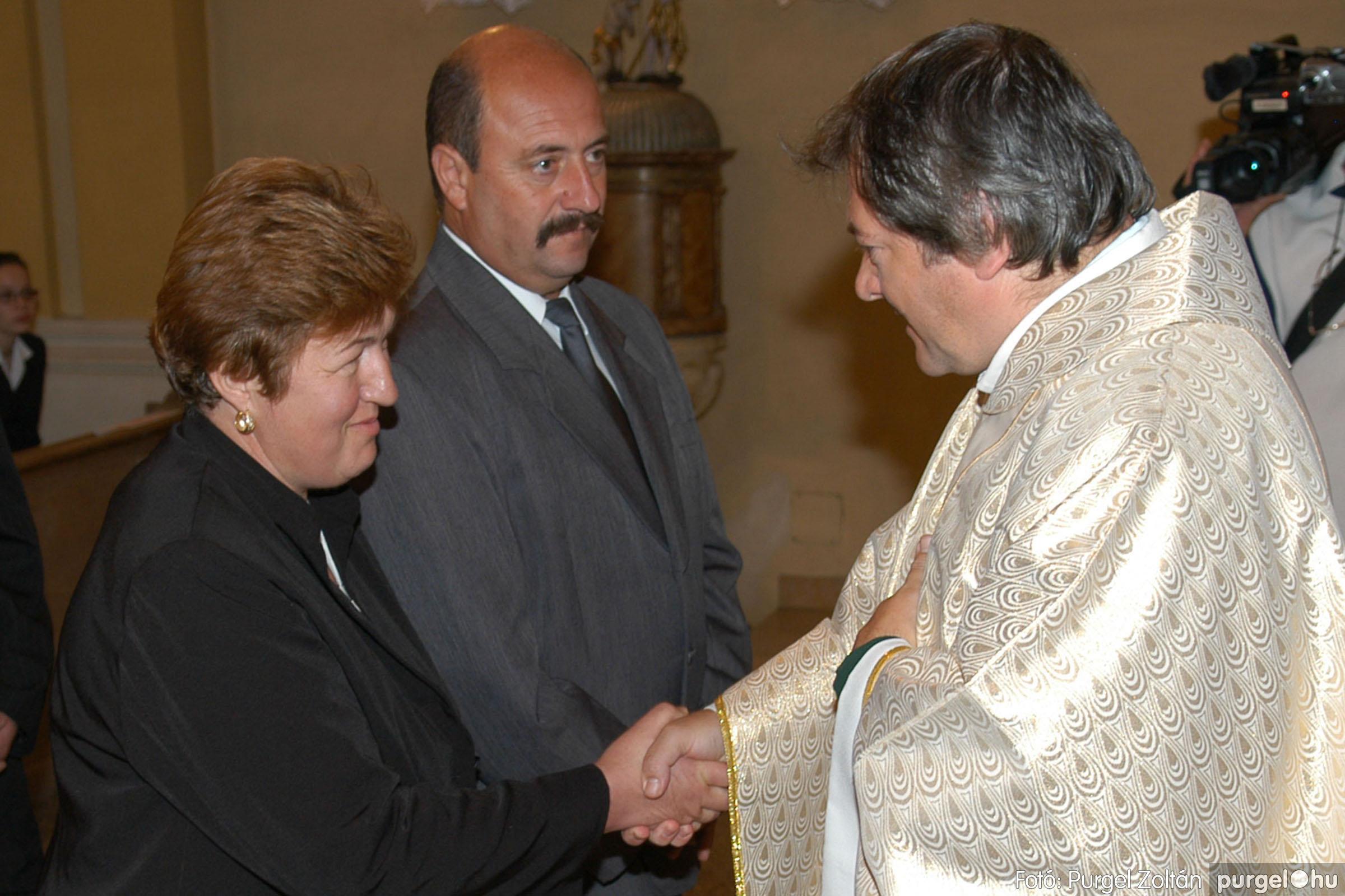 2007.09.30. 112 Kisboldogasszony Templom házassági évfordulók - Fotó:PURGEL ZOLTÁN© DSC_0233q.jpg