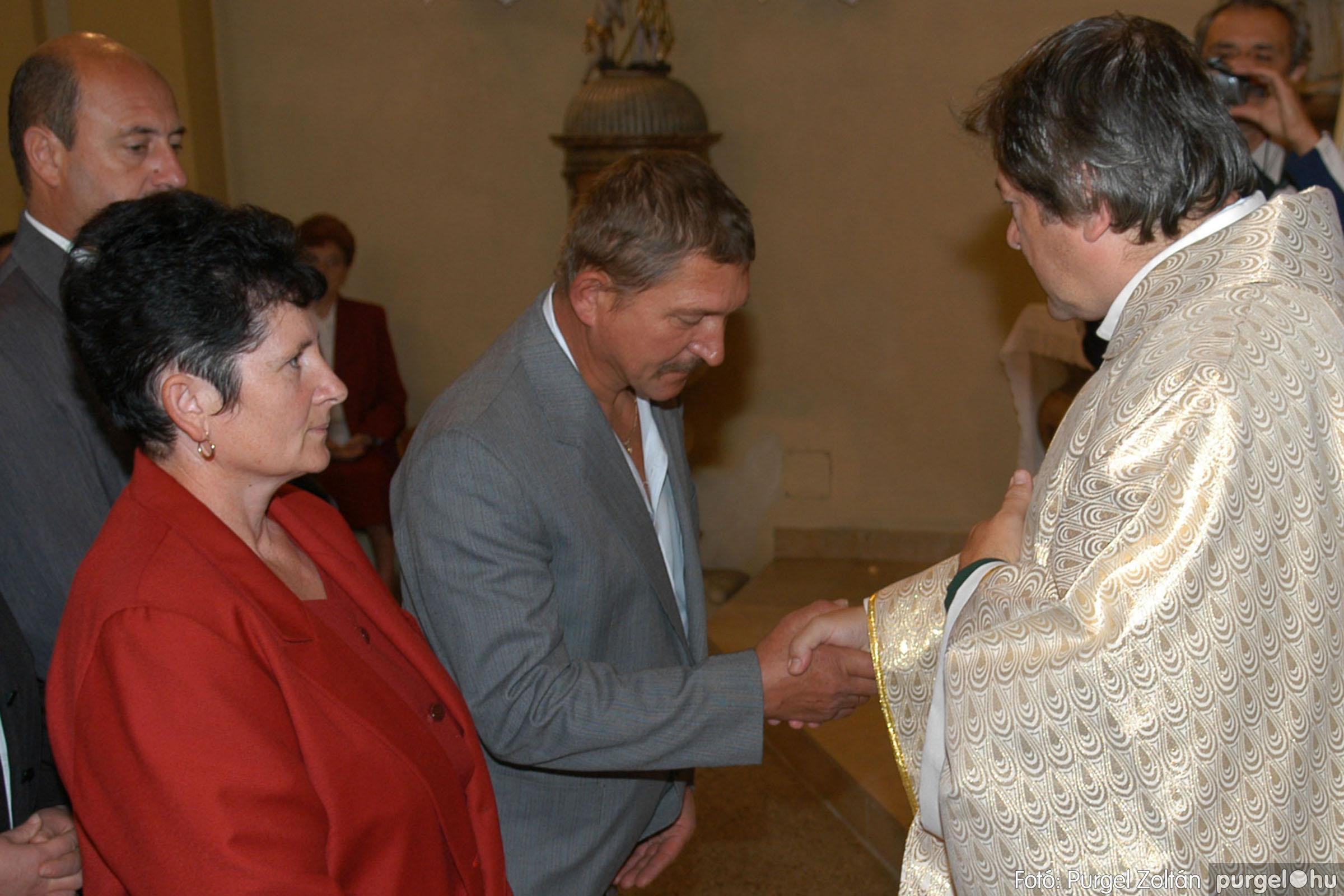 2007.09.30. 108 Kisboldogasszony Templom házassági évfordulók - Fotó:PURGEL ZOLTÁN© DSC_0229q.jpg
