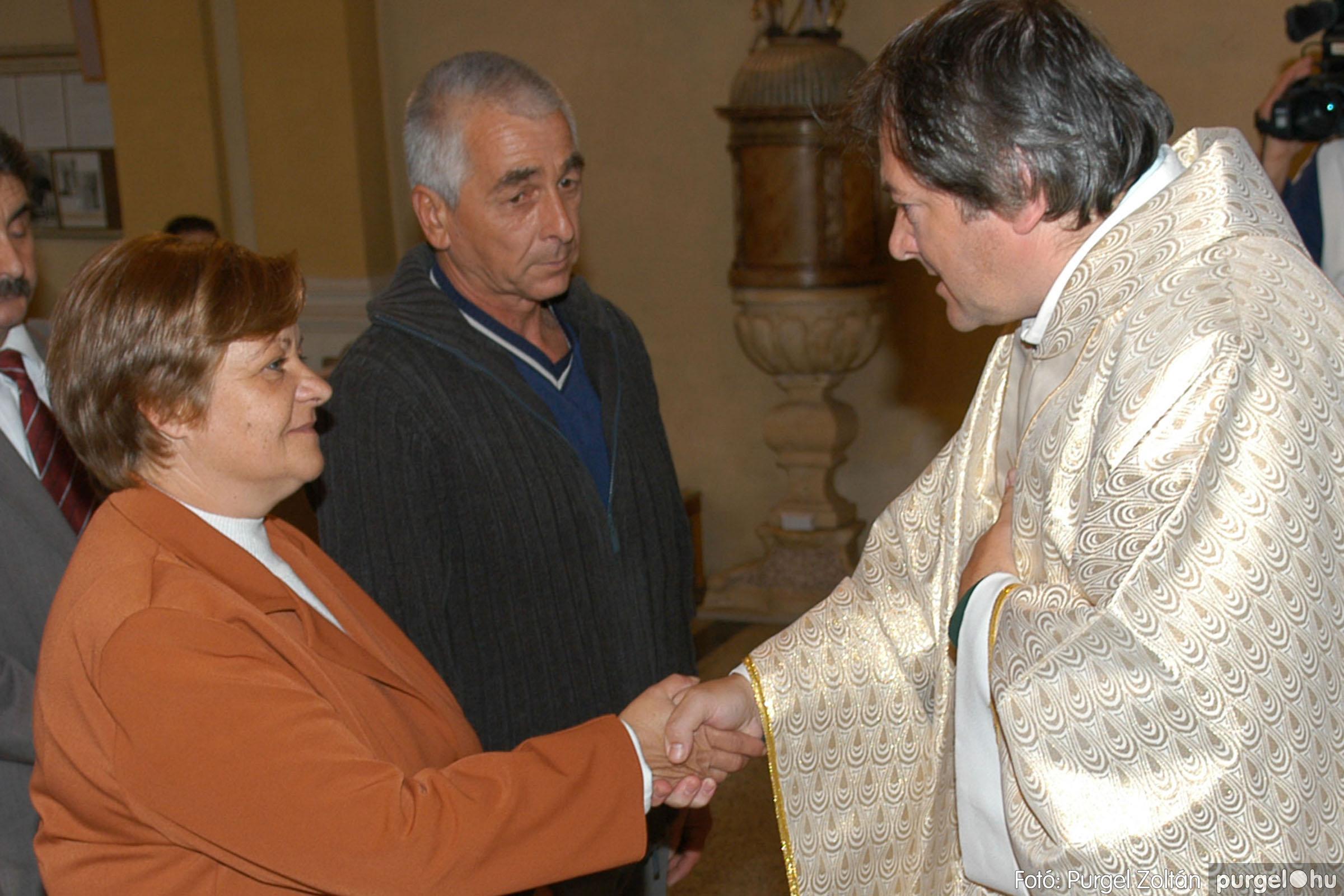 2007.09.30. 103 Kisboldogasszony Templom házassági évfordulók - Fotó:PURGEL ZOLTÁN© DSC_0224q.jpg