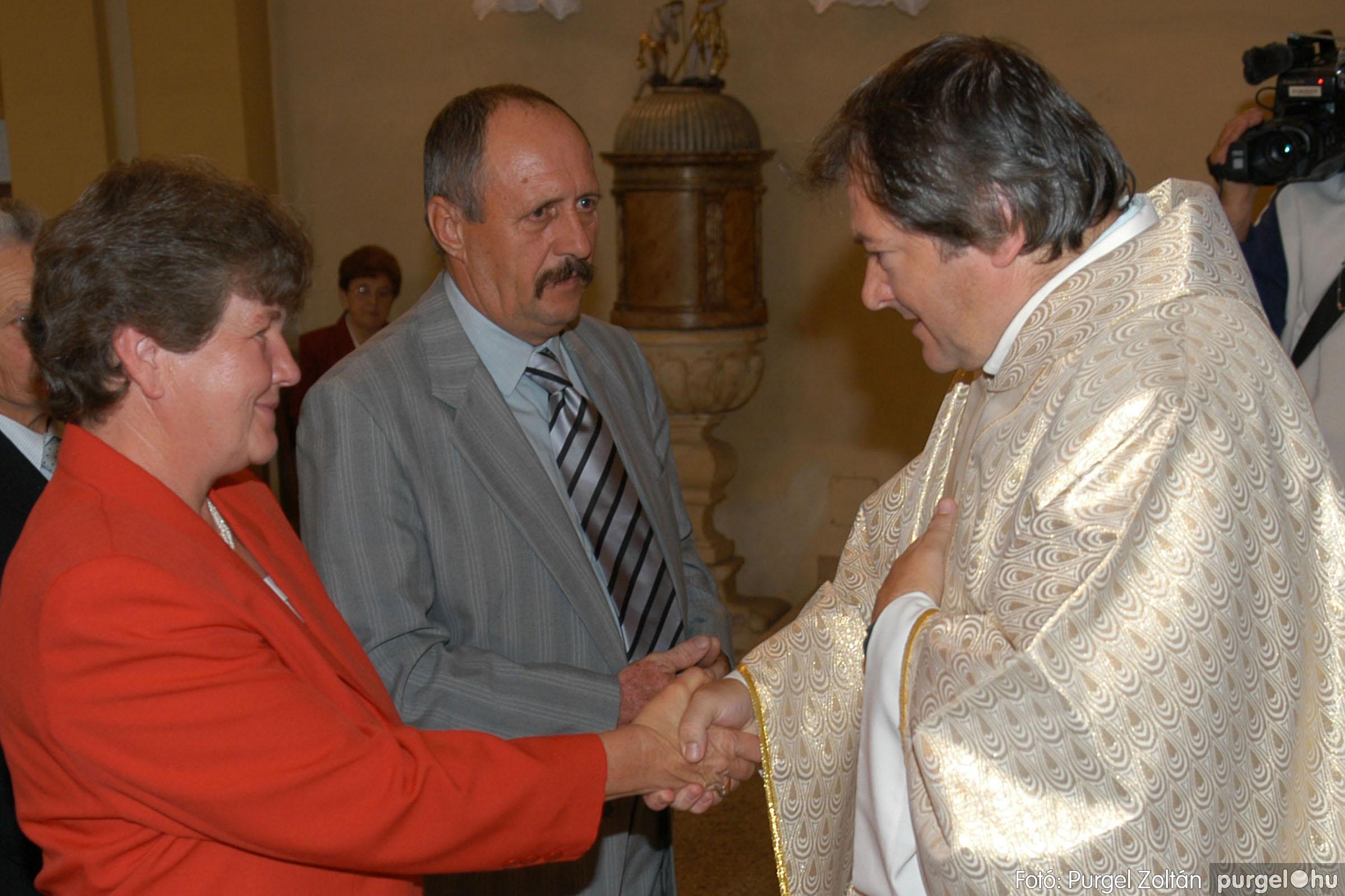 2007.09.30. 094 Kisboldogasszony Templom házassági évfordulók - Fotó:PURGEL ZOLTÁN© DSC_0215q.jpg