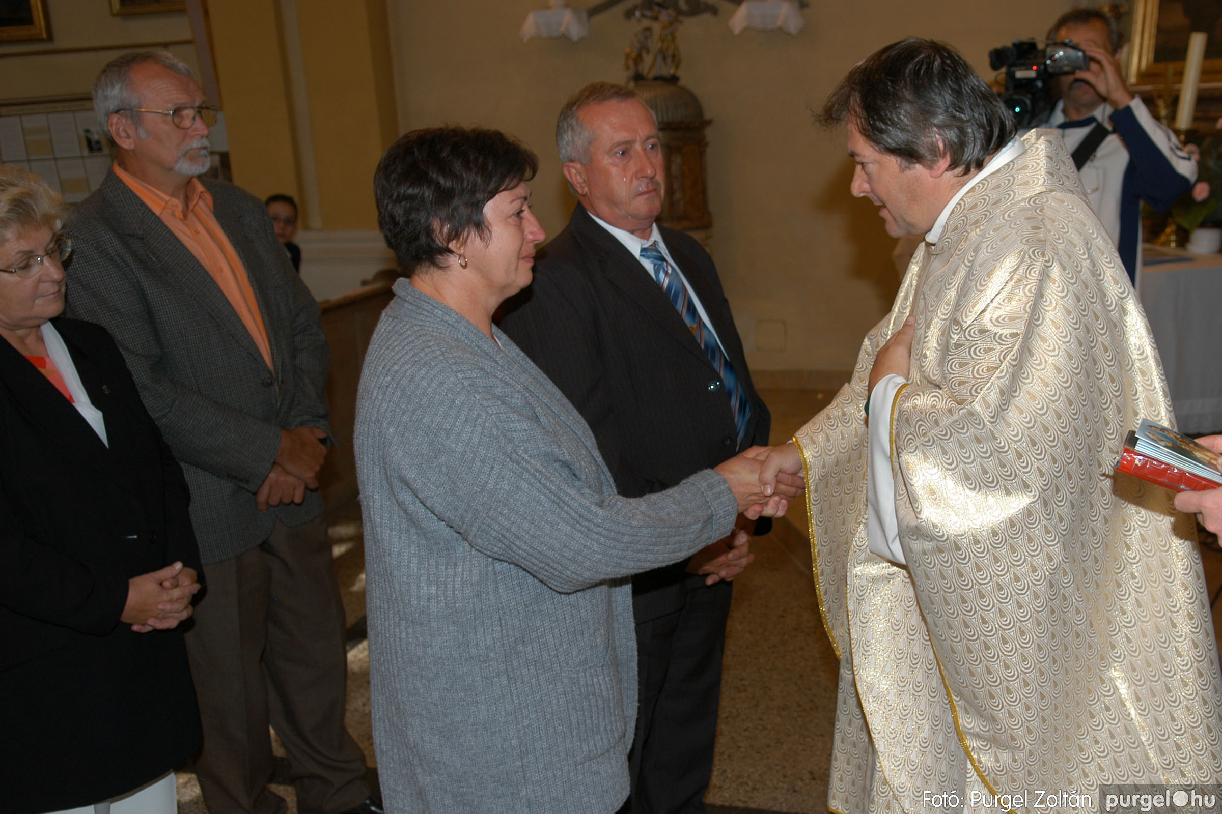 2007.09.30. 087 Kisboldogasszony Templom házassági évfordulók - Fotó:PURGEL ZOLTÁN© DSC_0208q.jpg