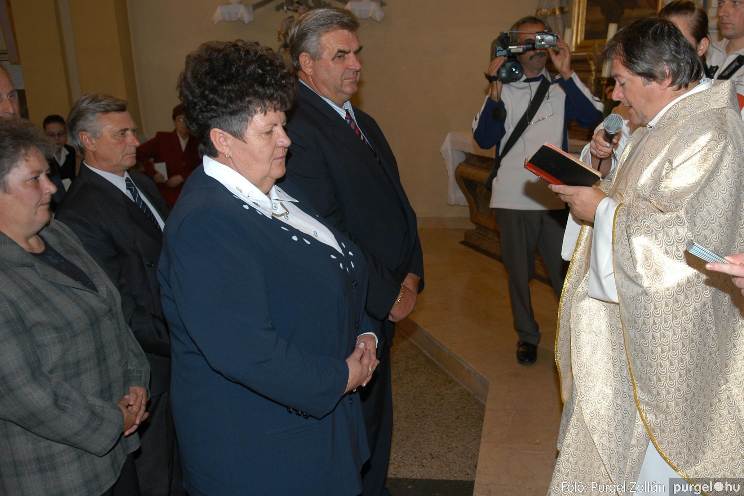 2007.09.30. 062 Kisboldogasszony Templom házassági évfordulók - Fotó:PURGEL ZOLTÁN© DSC_0177q.jpg