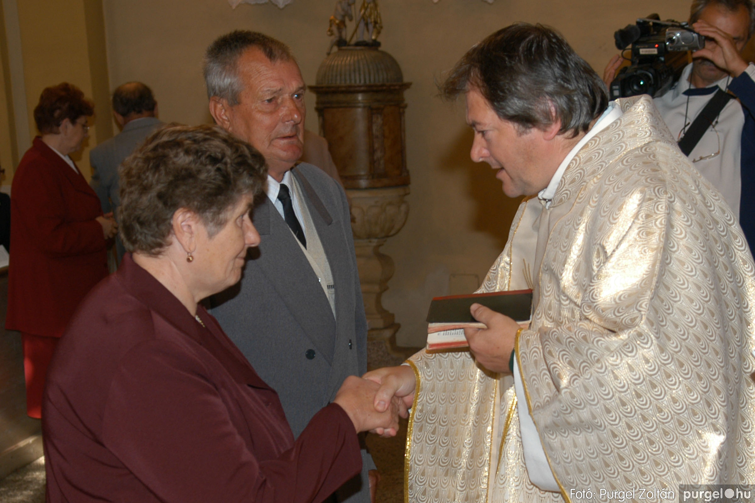 2007.09.30. 048 Kisboldogasszony Templom házassági évfordulók - Fotó:PURGEL ZOLTÁN© DSC_0160q.jpg