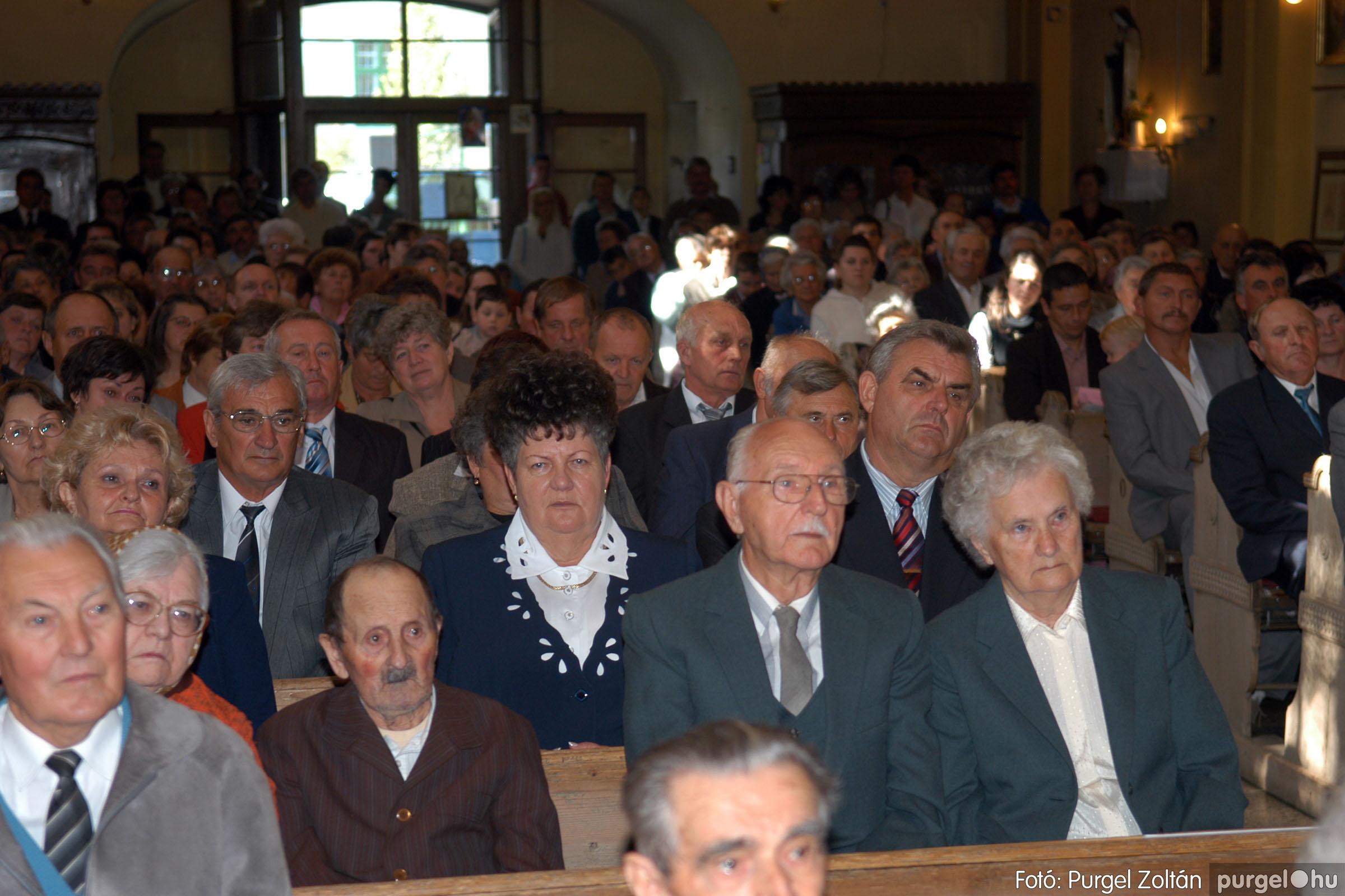 2007.09.30. 020 Kisboldogasszony Templom házassági évfordulók - Fotó:PURGEL ZOLTÁN© DSC_0132q.jpg