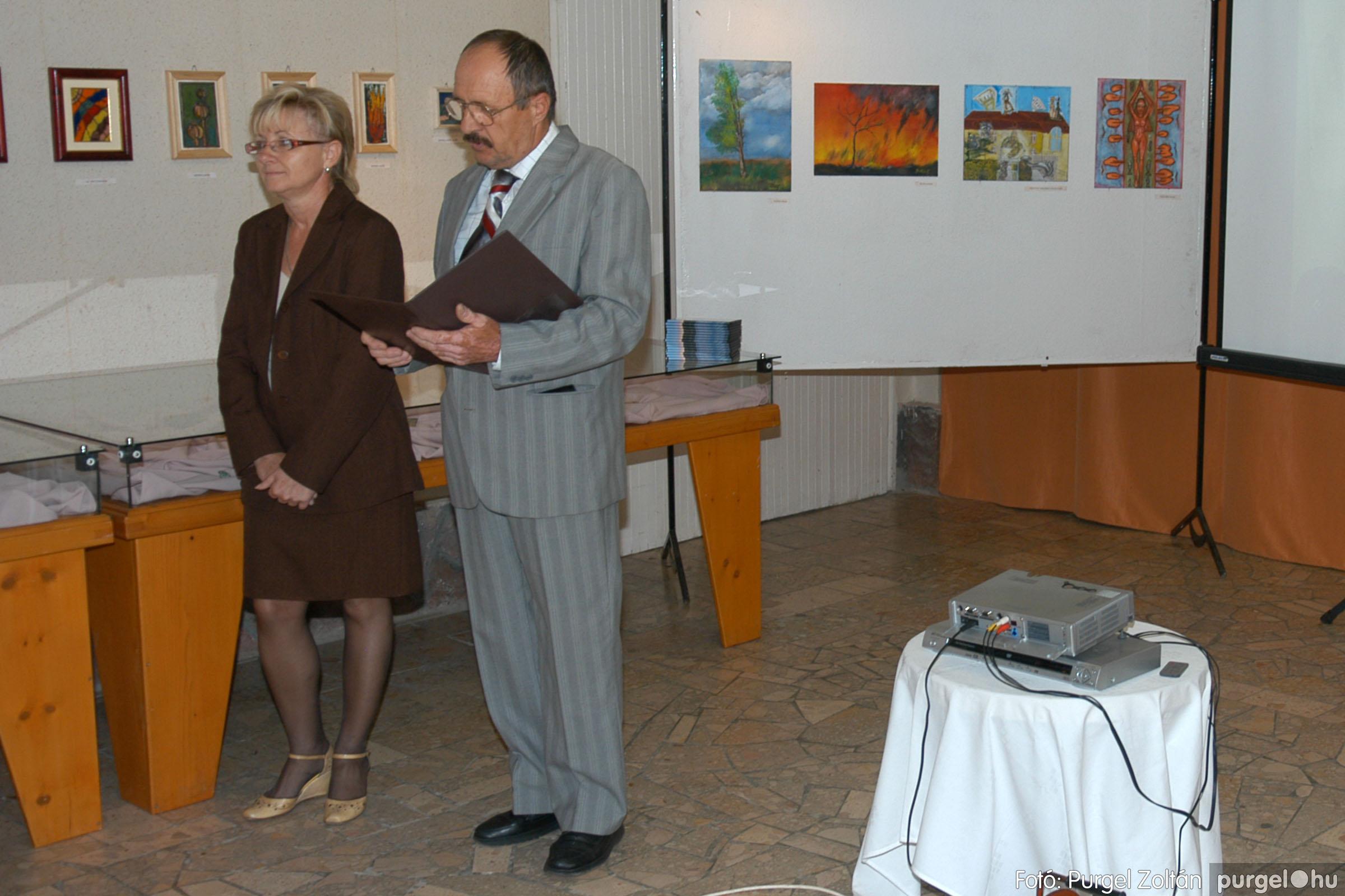 2007.10.07. 002 Én ezt tudom! alkotók kiállítása és találkozója - Fotó:PURGEL ZOLTÁN© DSC_0020q.jpg