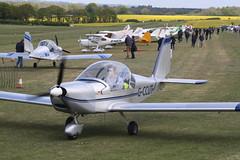 G-CCUT Evektor EV-97 [PFA 315-14191] Popham 050519