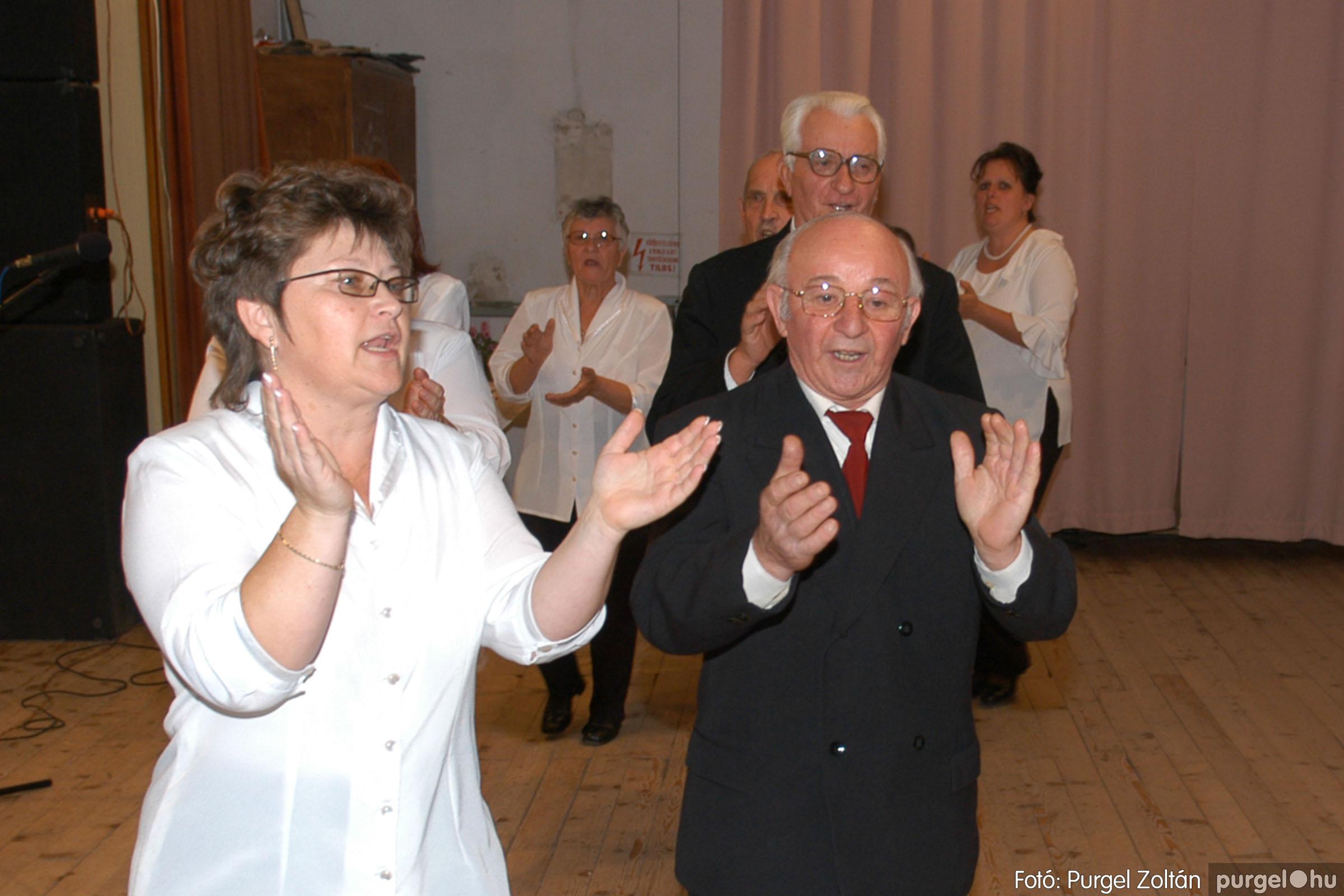 2007.11.10. 036 Szép Öregkor Nyugdíjas Klub bál - Fotó:PURGEL ZOLTÁN© DSC_0042q.jpg