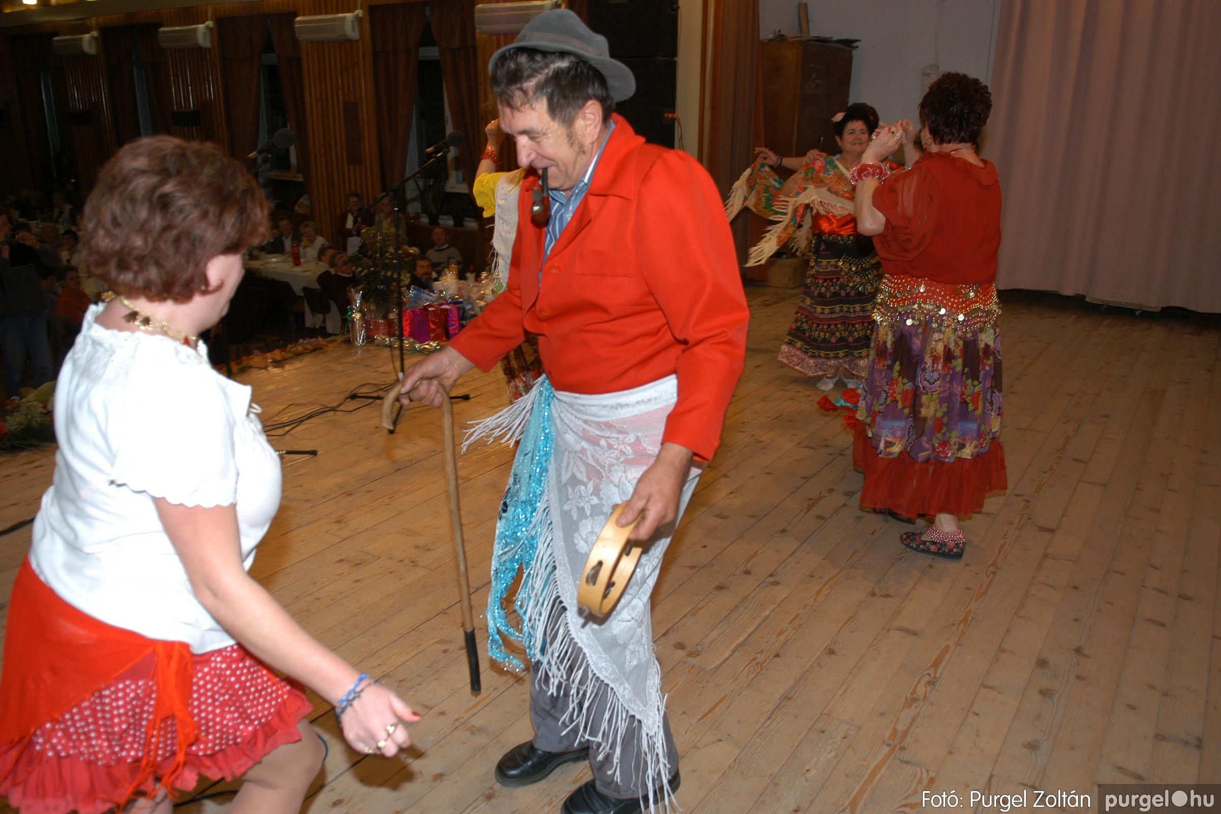2007.11.10. 032 Szép Öregkor Nyugdíjas Klub bál - Fotó:PURGEL ZOLTÁN© DSC_0038q.jpg