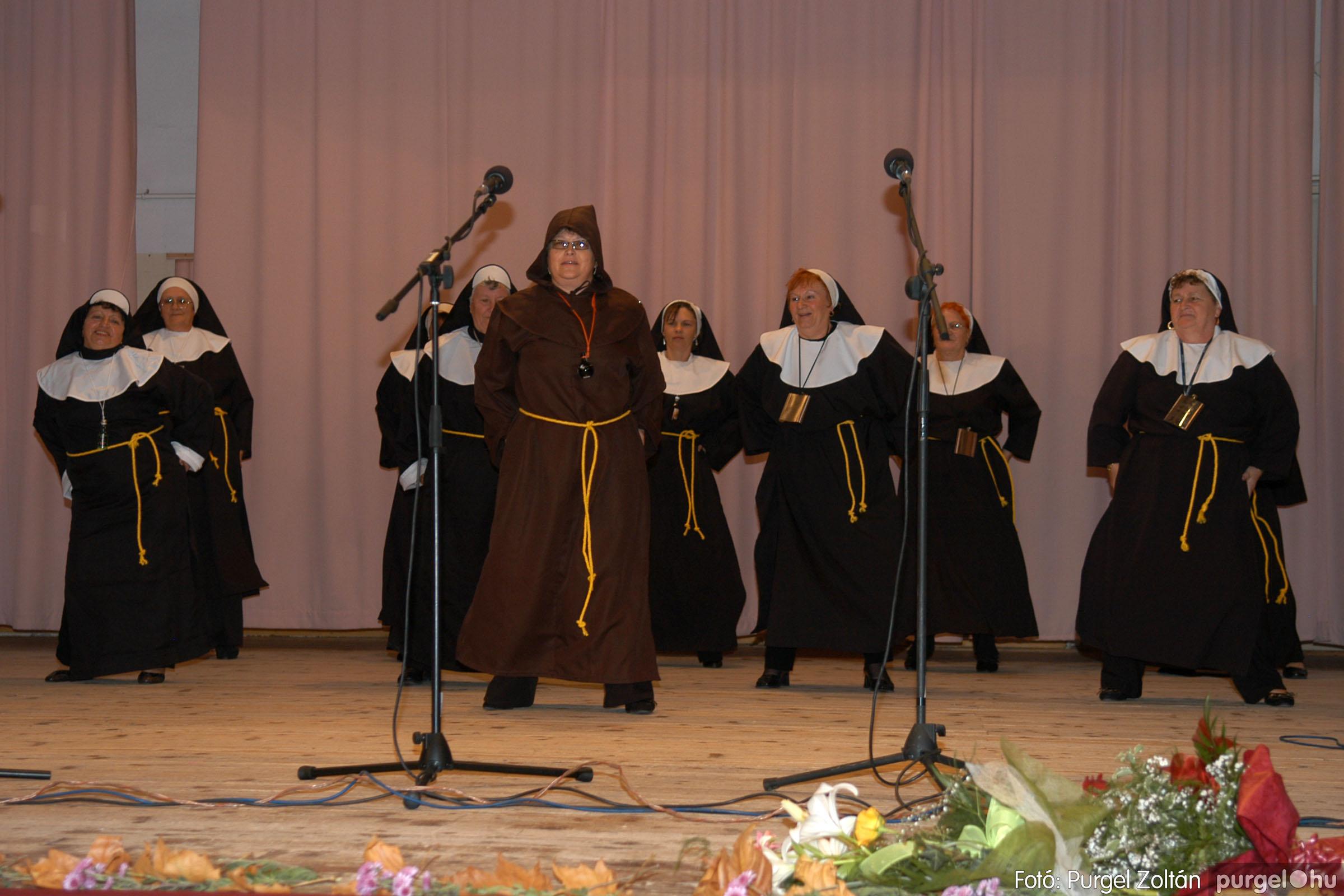 2007.11.10. 025 Szép Öregkor Nyugdíjas Klub bál - Fotó:PURGEL ZOLTÁN© DSC_0030q.jpg