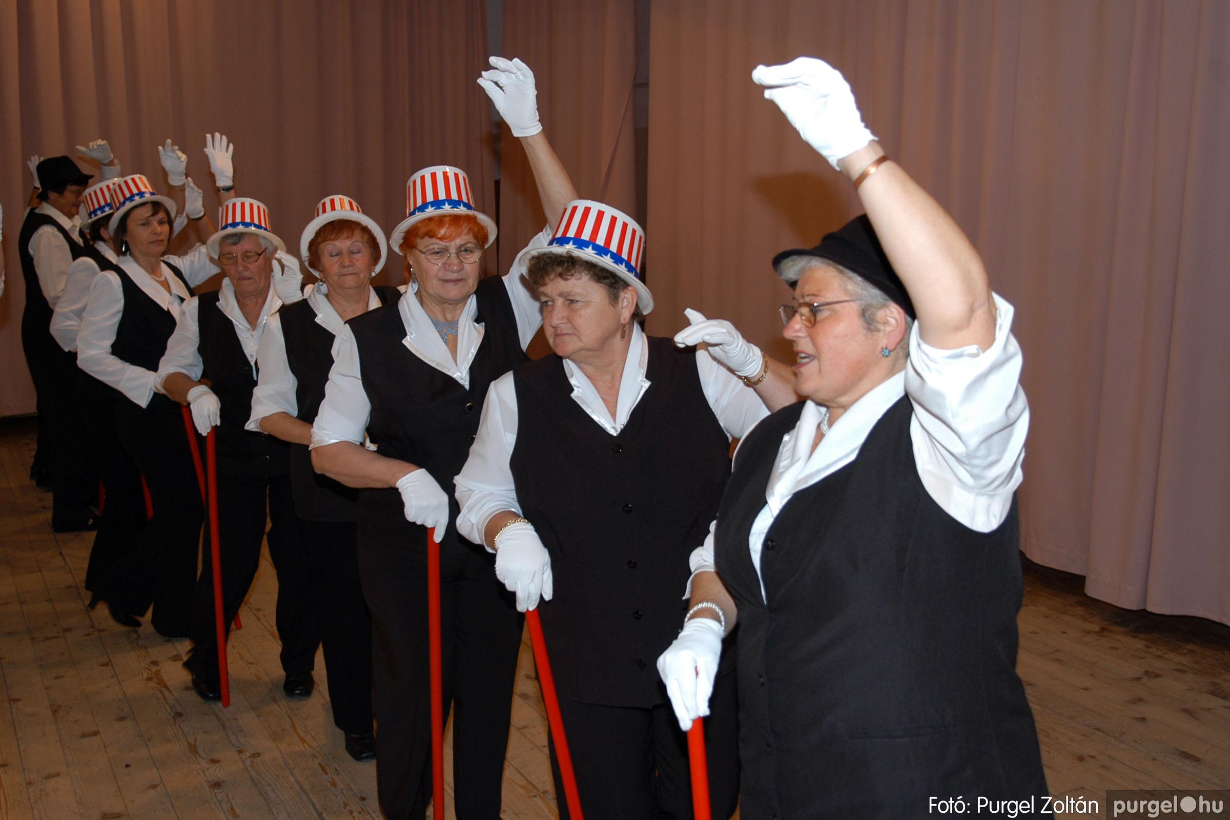 2007.11.10. 016 Szép Öregkor Nyugdíjas Klub bál - Fotó:PURGEL ZOLTÁN© DSC_0021q.jpg