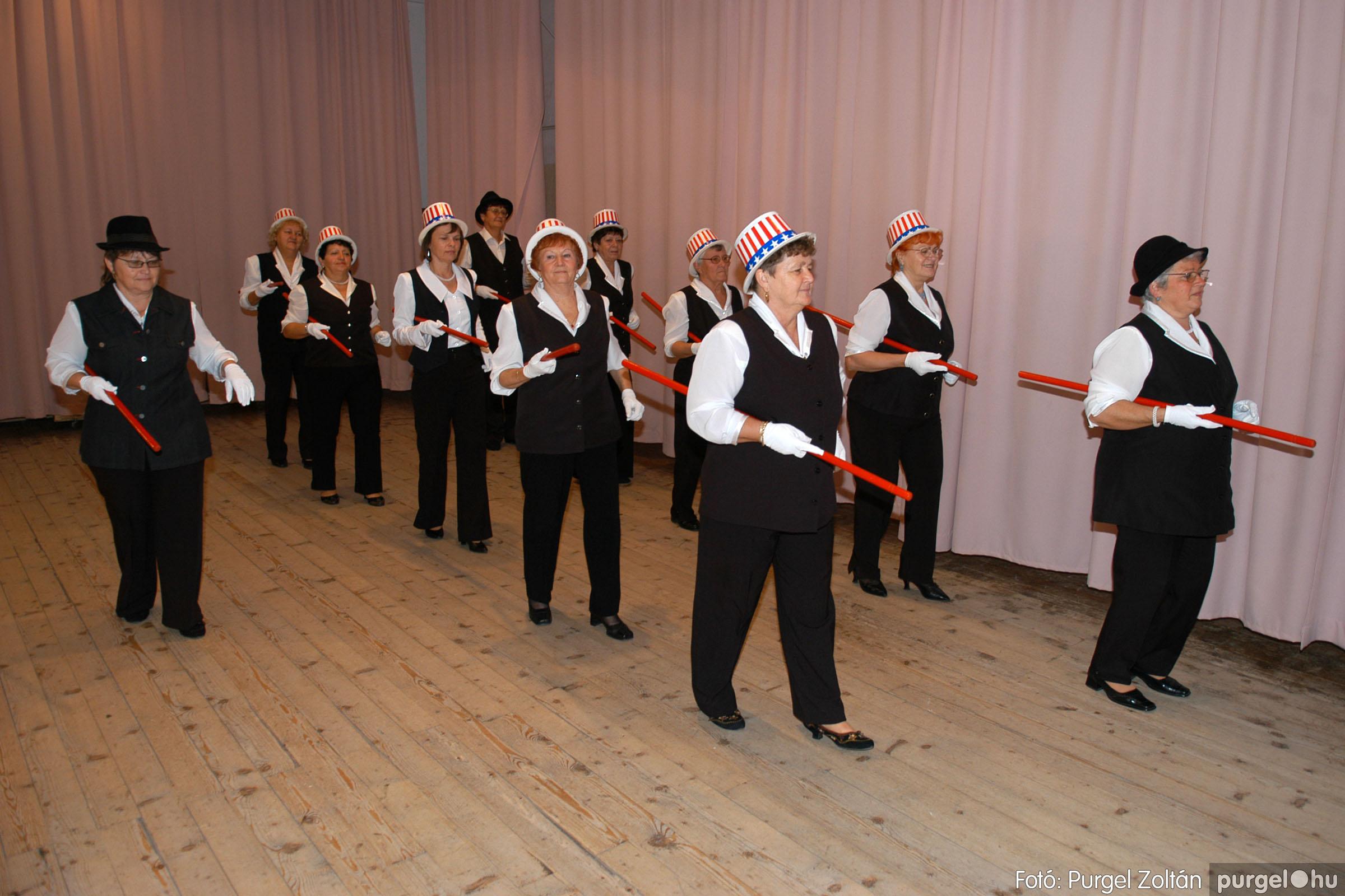 2007.11.10. 015 Szép Öregkor Nyugdíjas Klub bál - Fotó:PURGEL ZOLTÁN© DSC_0020q.jpg