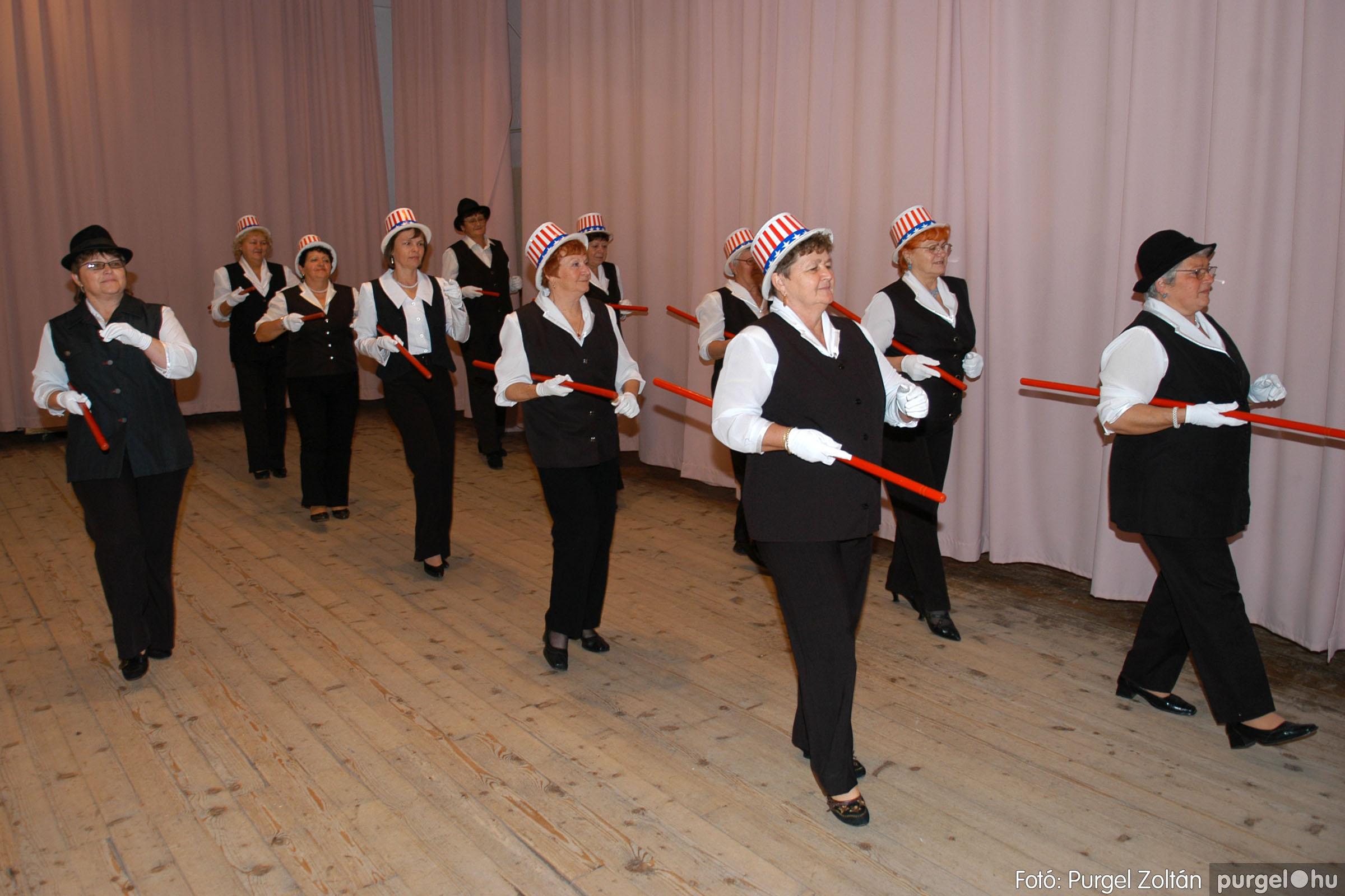 2007.11.10. 014 Szép Öregkor Nyugdíjas Klub bál - Fotó:PURGEL ZOLTÁN© DSC_0019q.jpg