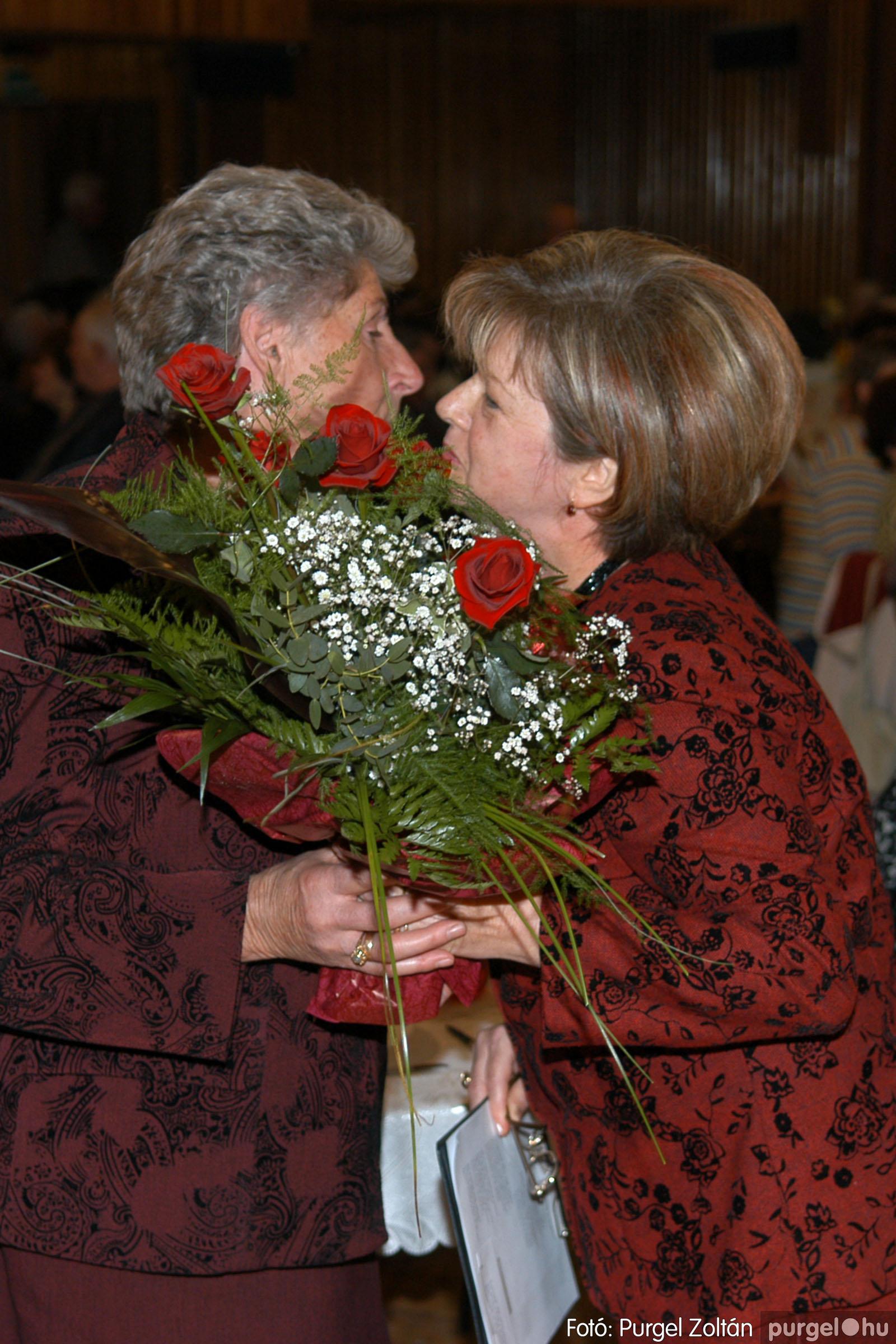 2007.11.10. 009 Szép Öregkor Nyugdíjas Klub bál - Fotó:PURGEL ZOLTÁN© DSC_0013q.jpg