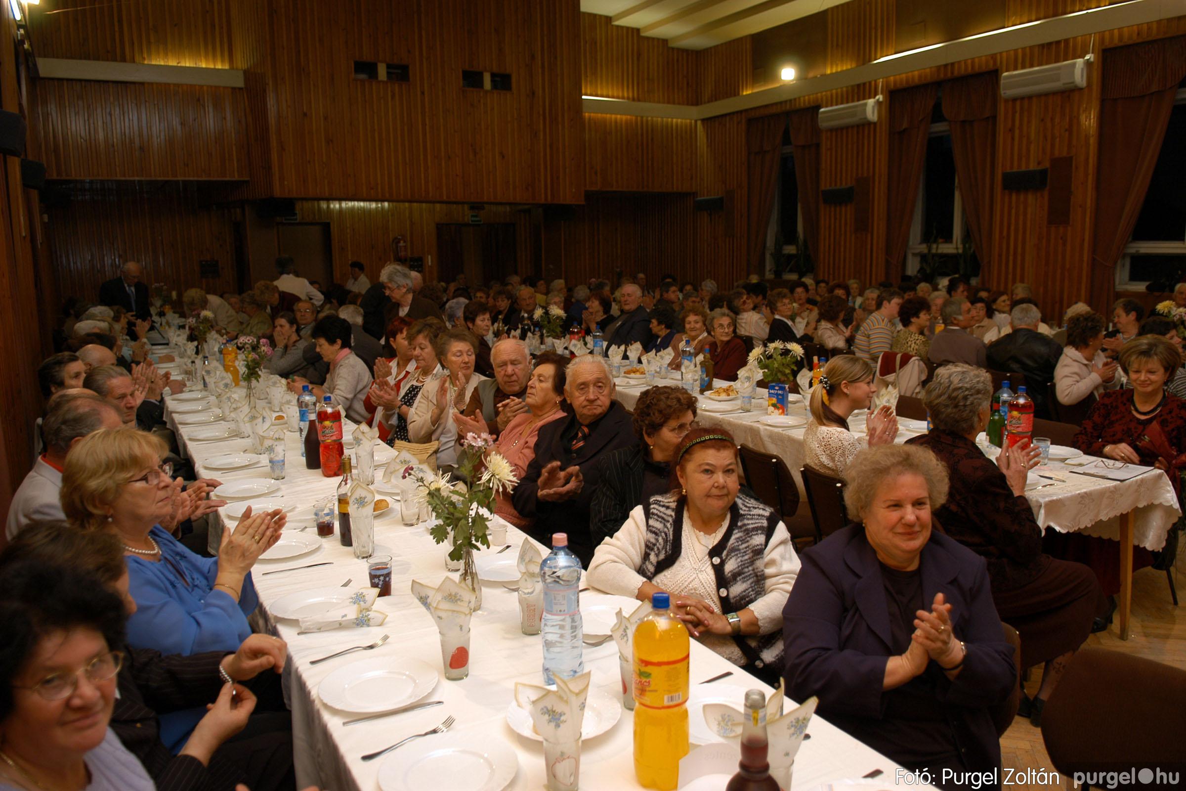 2007.11.10. 004 Szép Öregkor Nyugdíjas Klub bál - Fotó:PURGEL ZOLTÁN© DSC_0004q.jpg