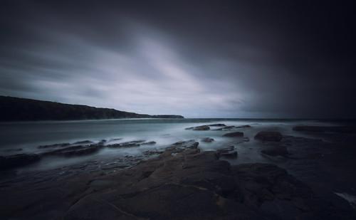spanishpoint coclare republicofireland atmosphere wildatlanticway atlanticocean atlanticcoast longexposure seascape clouds rocks qthompson leefilters marumidhgcpl