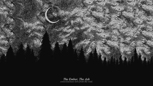 加拿大絕望自殺黑金樂團 The Ember, The Ash 釋出新曲影音 He Who Wove the Stars and Moons 1