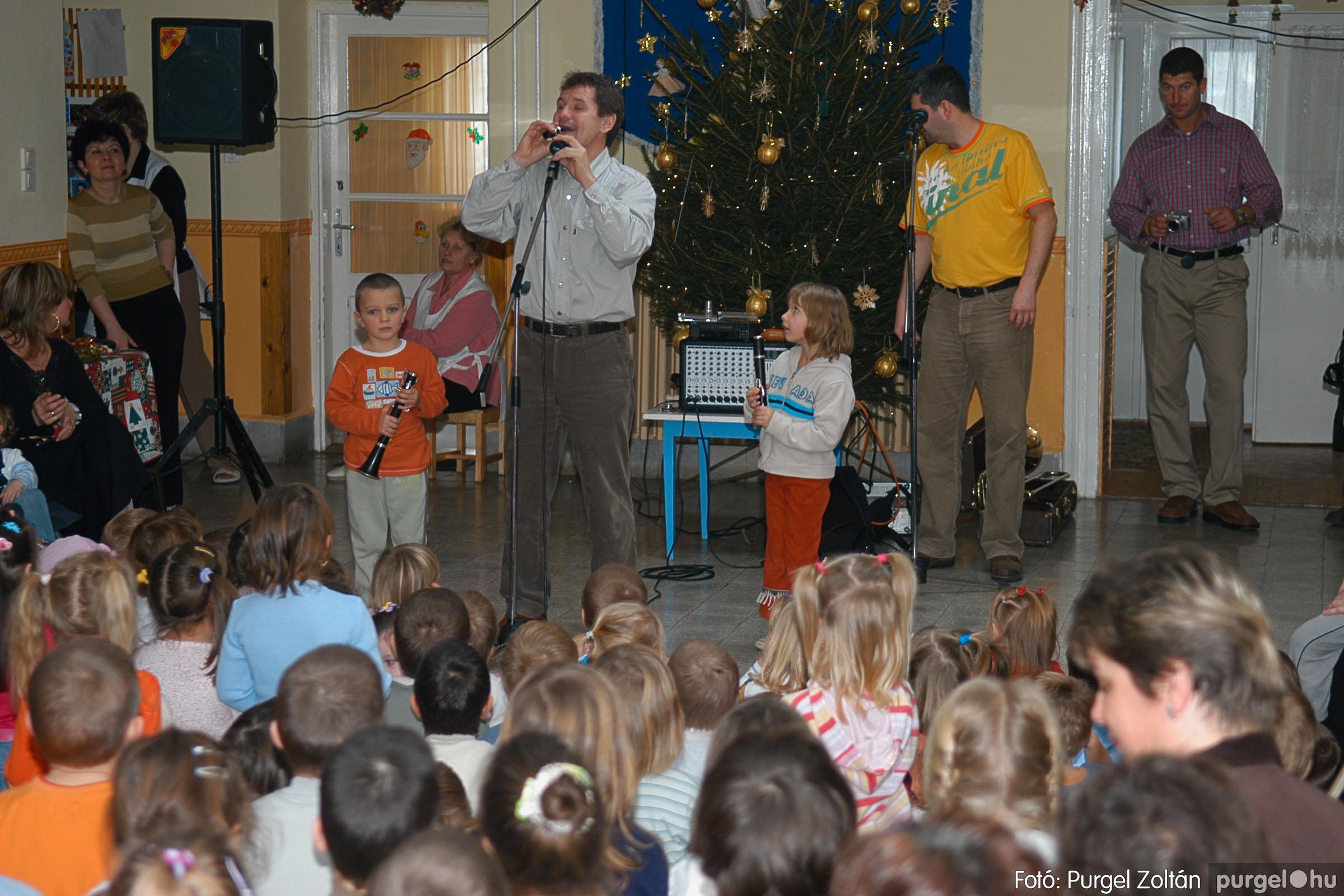 2007.12.18. 034 Kurca-parti Óvoda karácsonyi műsor - Fotó:PURGEL ZOLTÁN© DSC_0284q.jpg