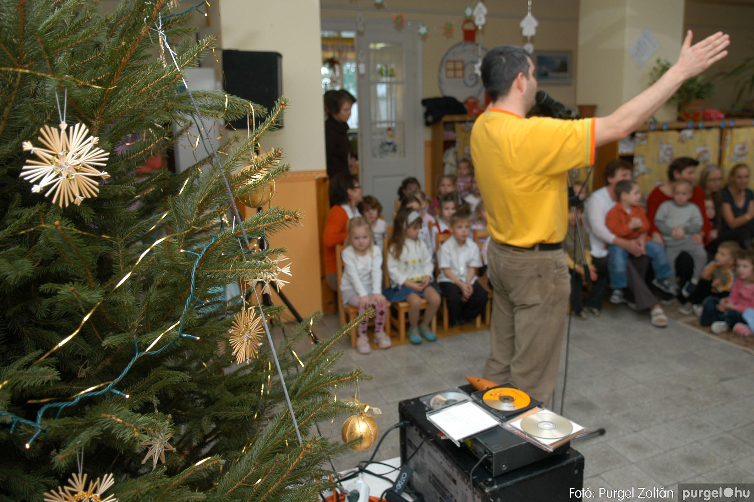 2007.12.18. 020 Kurca-parti Óvoda karácsonyi műsor - Fotó:PURGEL ZOLTÁN© DSC_0250q.jpg