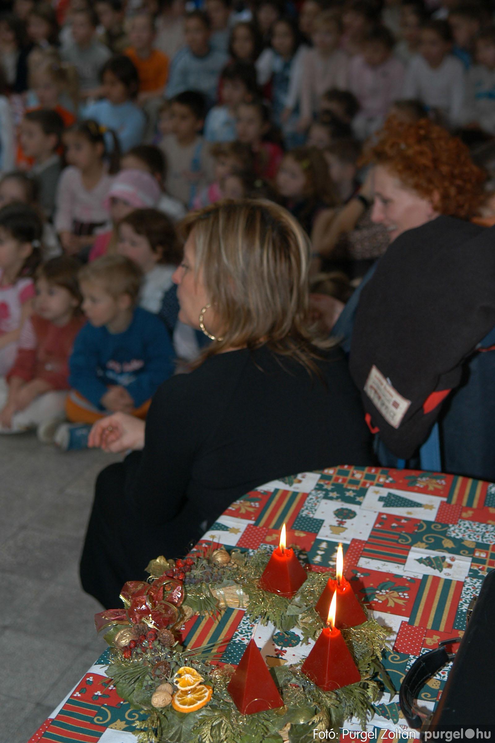 2007.12.18. 018 Kurca-parti Óvoda karácsonyi műsor - Fotó:PURGEL ZOLTÁN© DSC_0245q.jpg