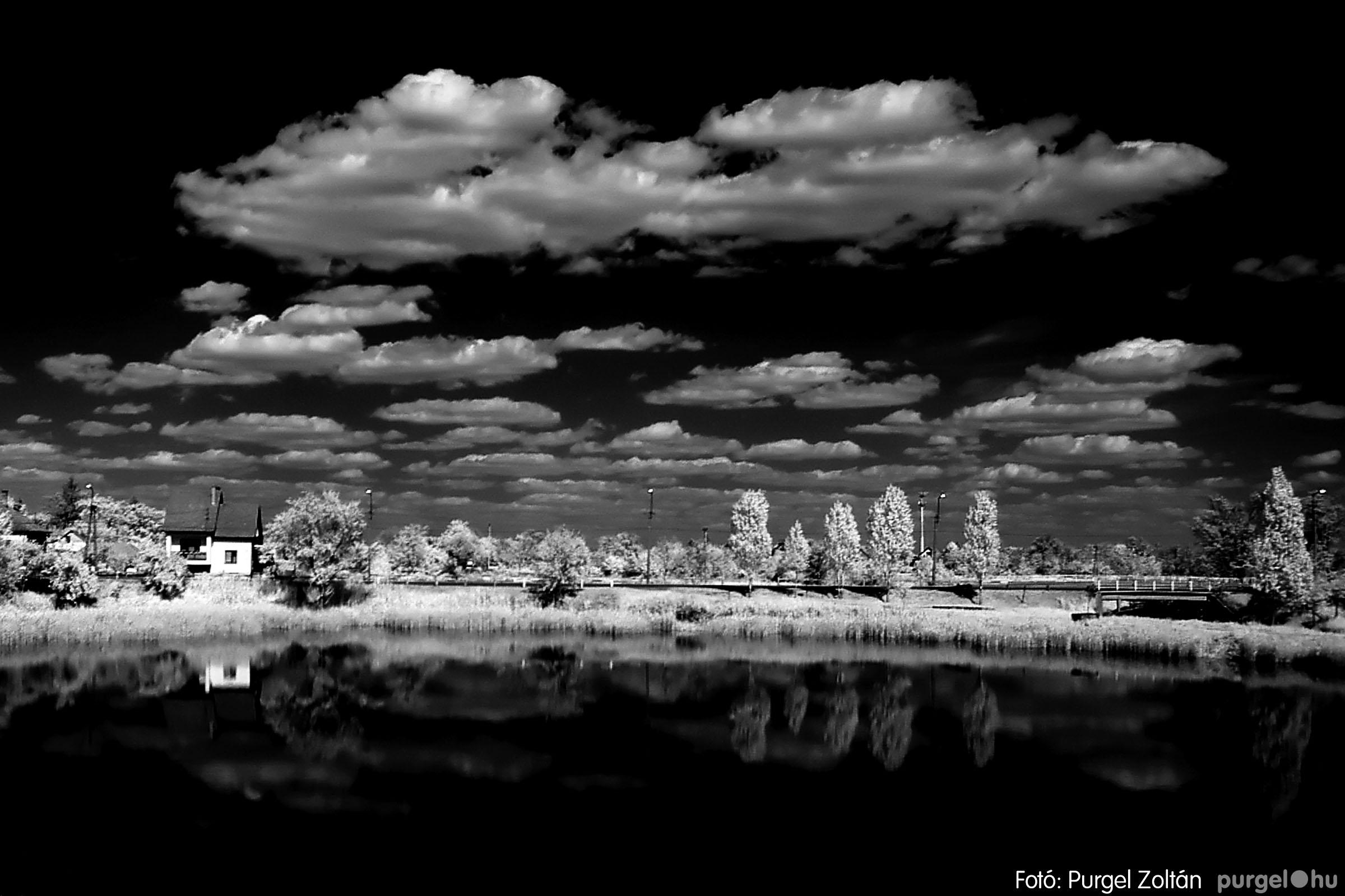 042 Örök pillanatok fotókiállításom képei - Kórógy-tó (infravörös) · Lake Kórógy (infrared) - Fotó:PURGEL ZOLTÁN©.jpg