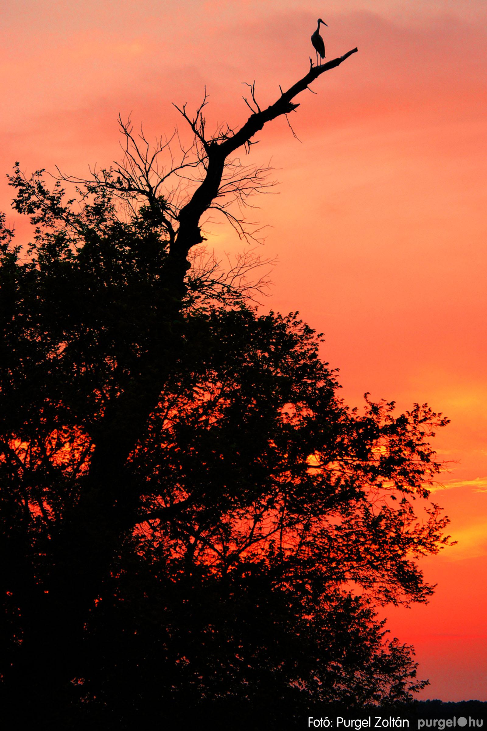 030 Örök pillanatok fotókiállításom képei - Nyári naplemente · Summer sunset - Fotó:PURGEL ZOLTÁN©.jpg