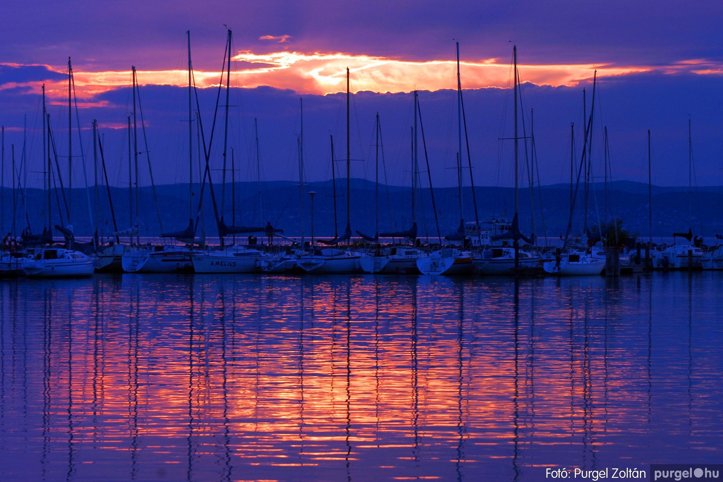 013 Örök pillanatok fotókiállításom képei - Balatoni kikötő · Harbour of Balaton - Fotó:PURGEL ZOLTÁN©.jpg