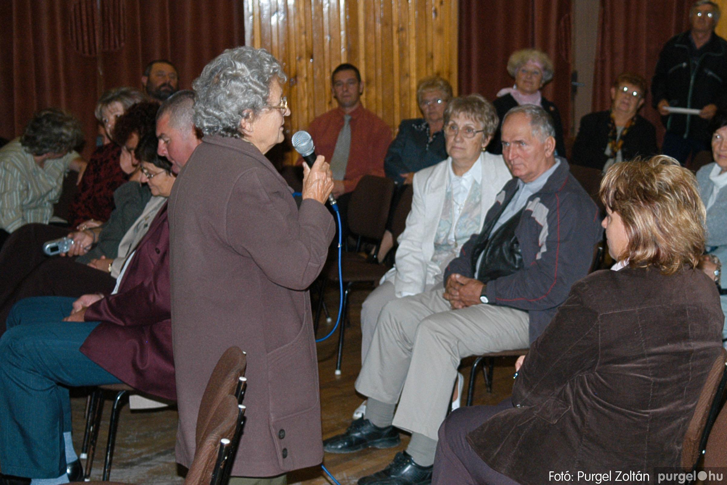 2007.09.08. 040 Elszármazottak találkozója 2007. - Fotó:PURGEL ZOLTÁN© DSC_0042q.jpg