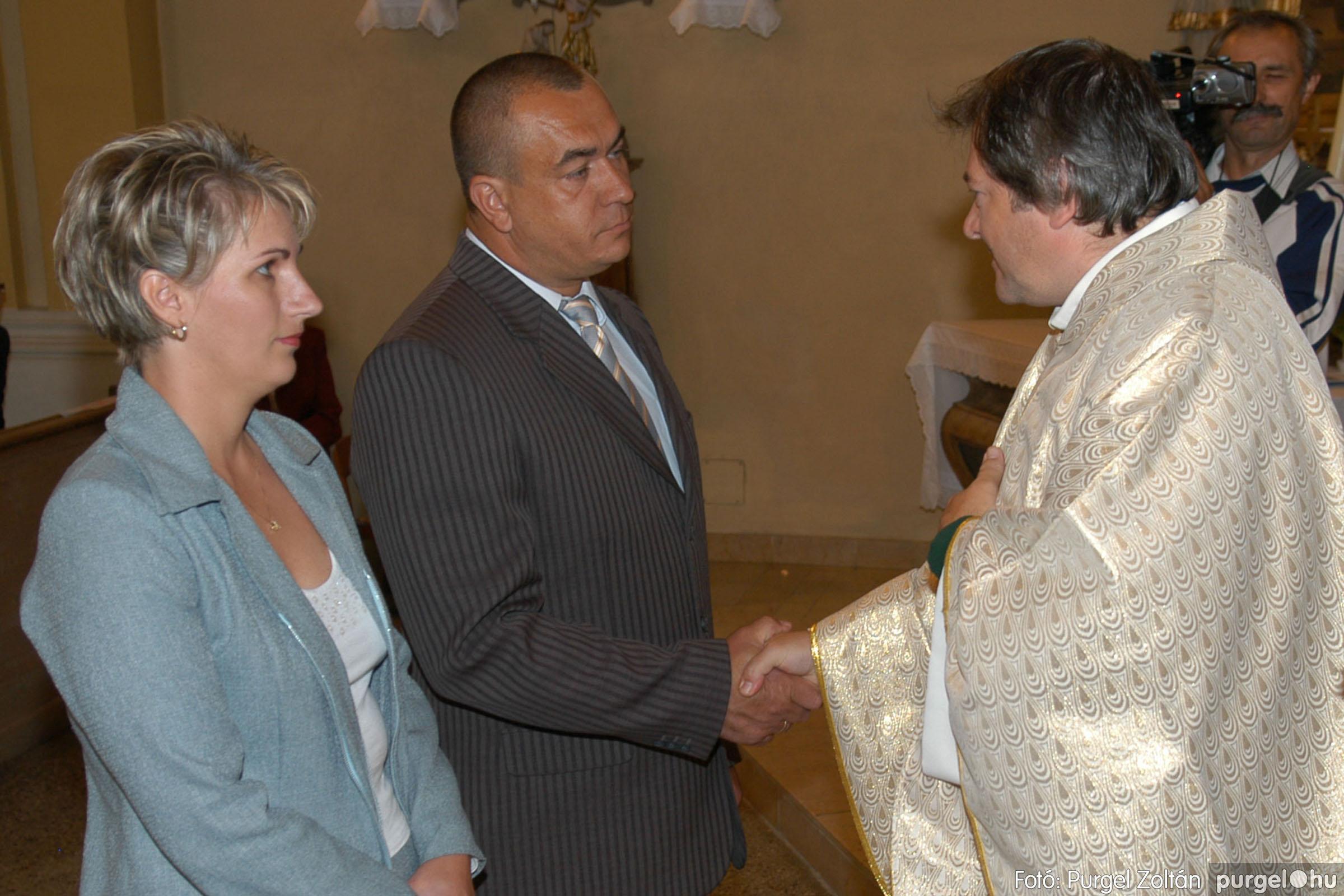 2007.09.30. 125 Kisboldogasszony Templom házassági évfordulók - Fotó:PURGEL ZOLTÁN© DSC_0246q.jpg