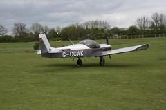 G-CCAK Zenair CH601 [PFA 162-13469] Popham 050519