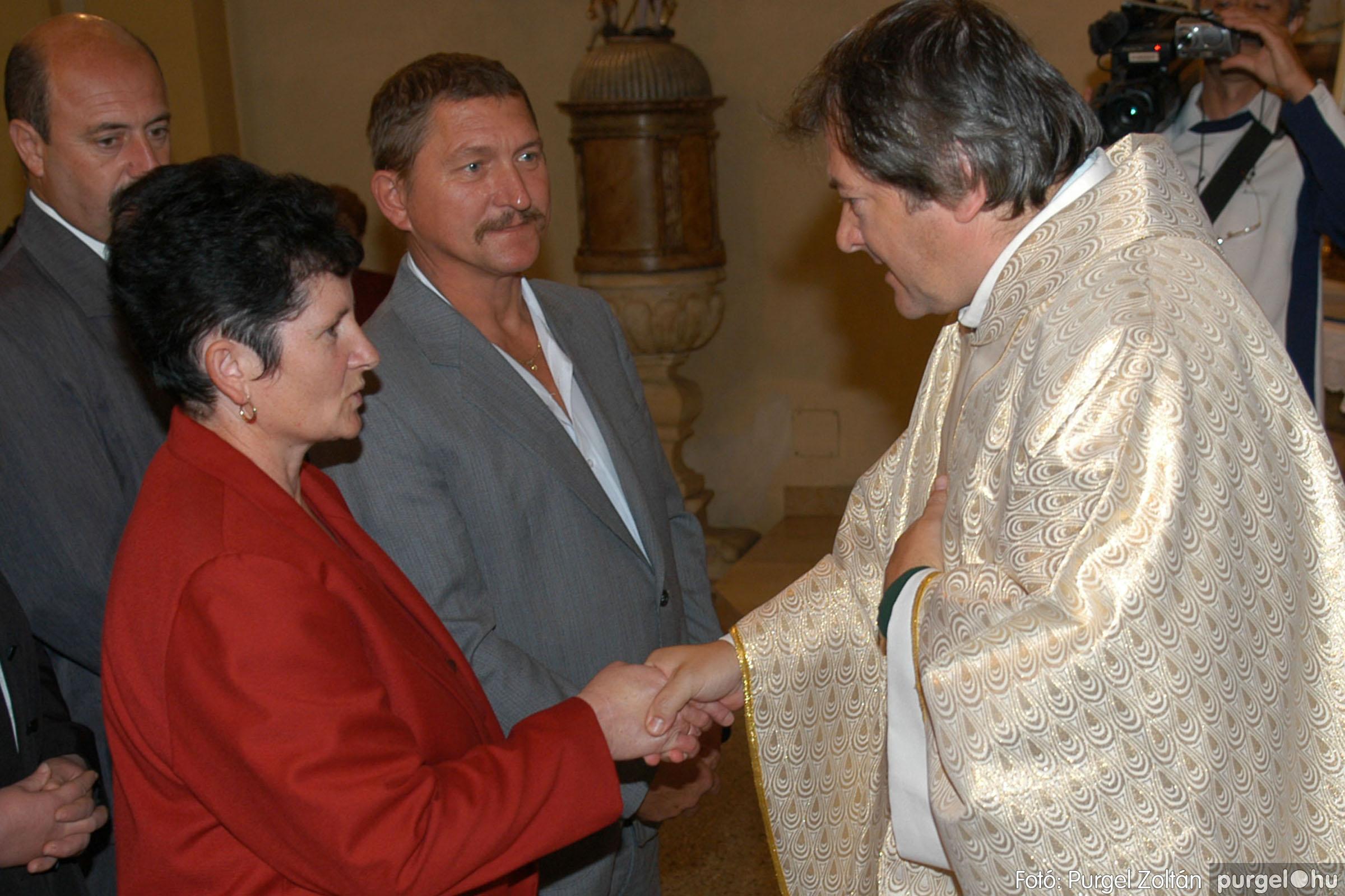 2007.09.30. 109 Kisboldogasszony Templom házassági évfordulók - Fotó:PURGEL ZOLTÁN© DSC_0230q.jpg