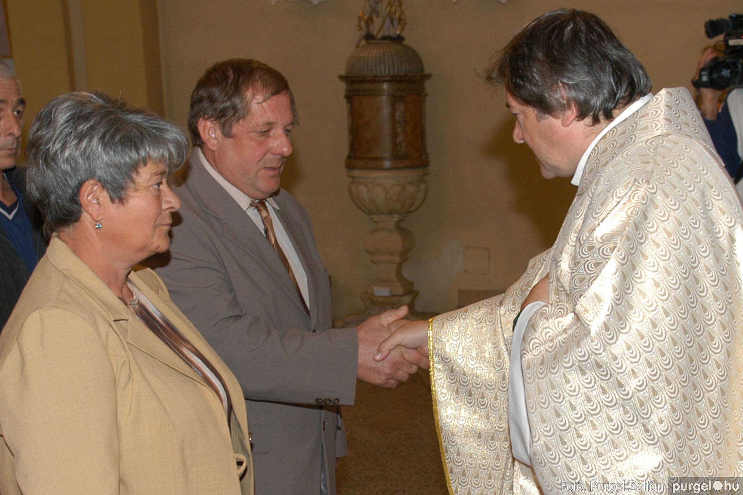2007.09.30. 099 Kisboldogasszony Templom házassági évfordulók - Fotó:PURGEL ZOLTÁN© DSC_0220q.jpg