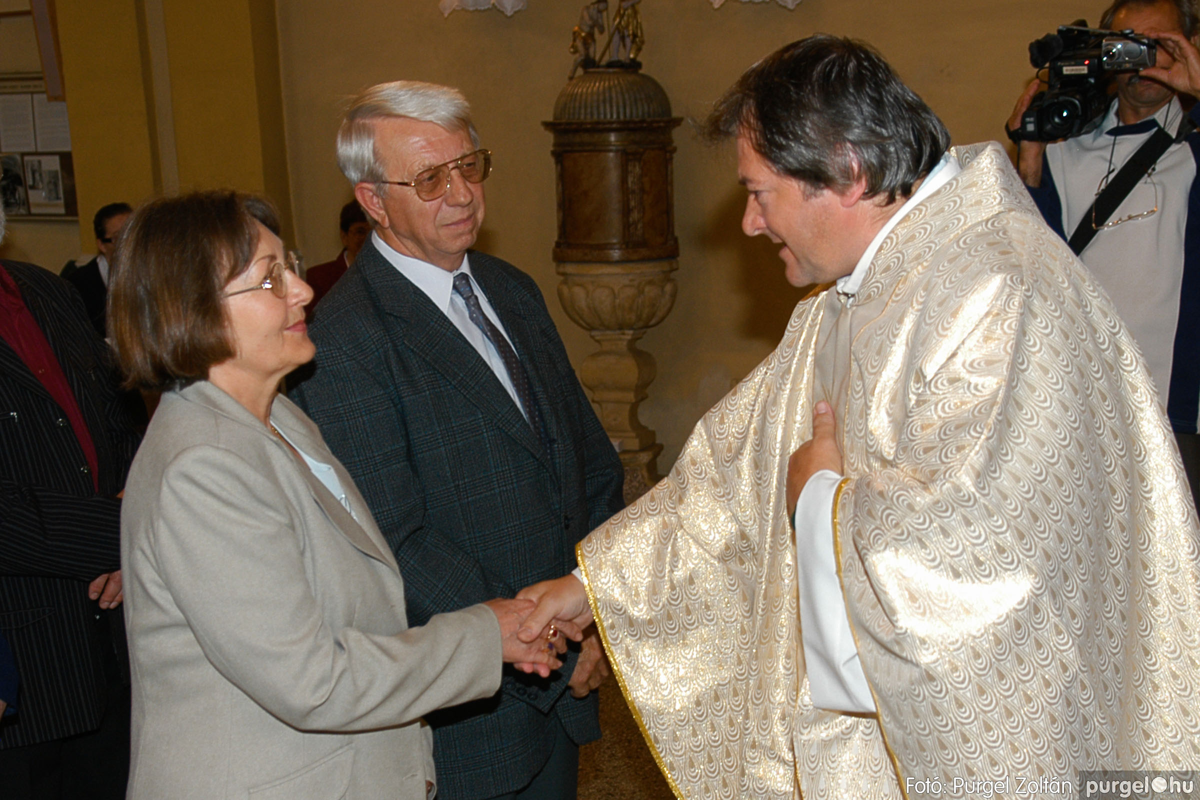 2007.09.30. 079 Kisboldogasszony Templom házassági évfordulók - Fotó:PURGEL ZOLTÁN© DSC_0199q.jpg