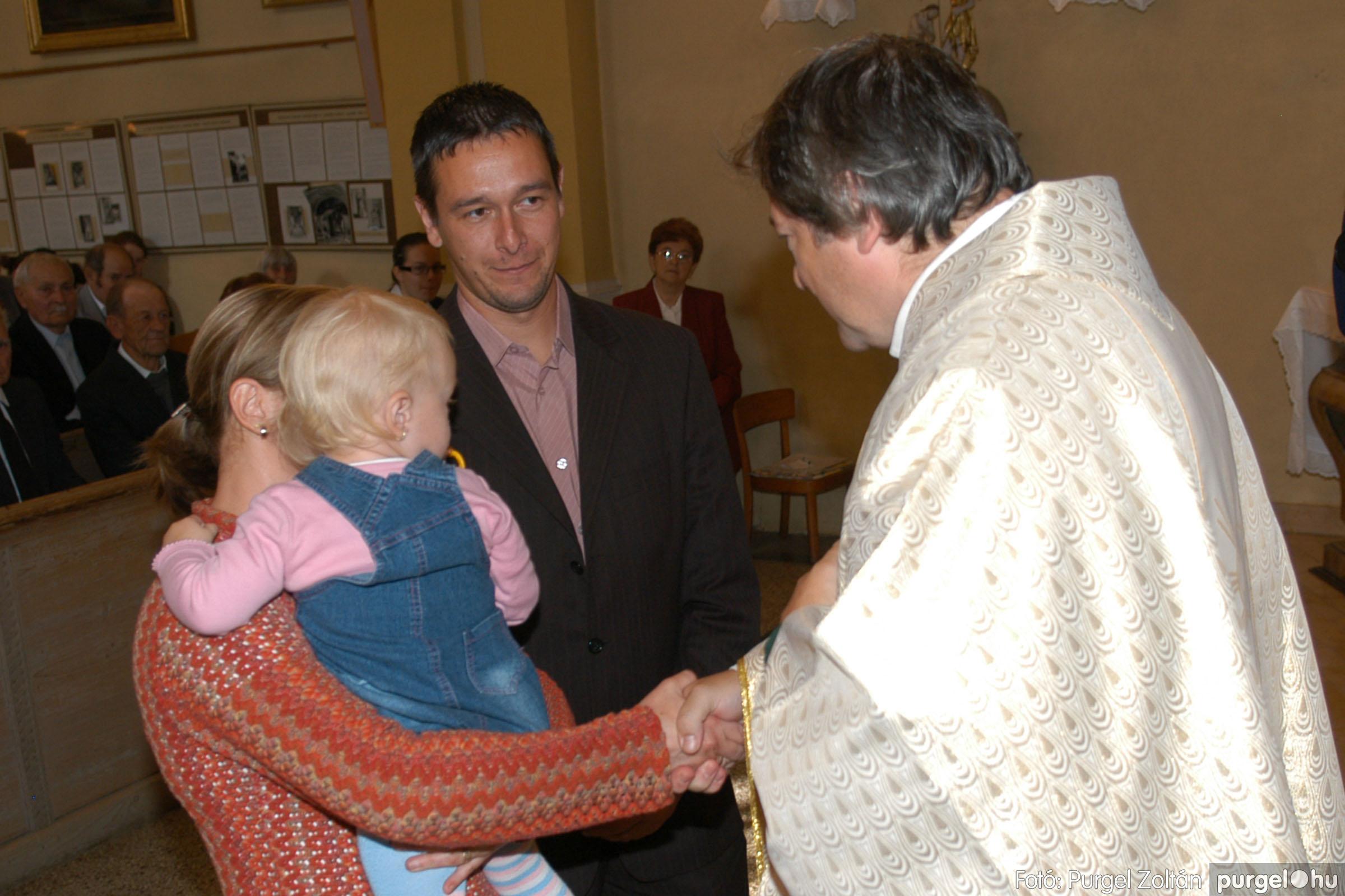 2007.09.30. 128 Kisboldogasszony Templom házassági évfordulók - Fotó:PURGEL ZOLTÁN© DSC_0251q.jpg