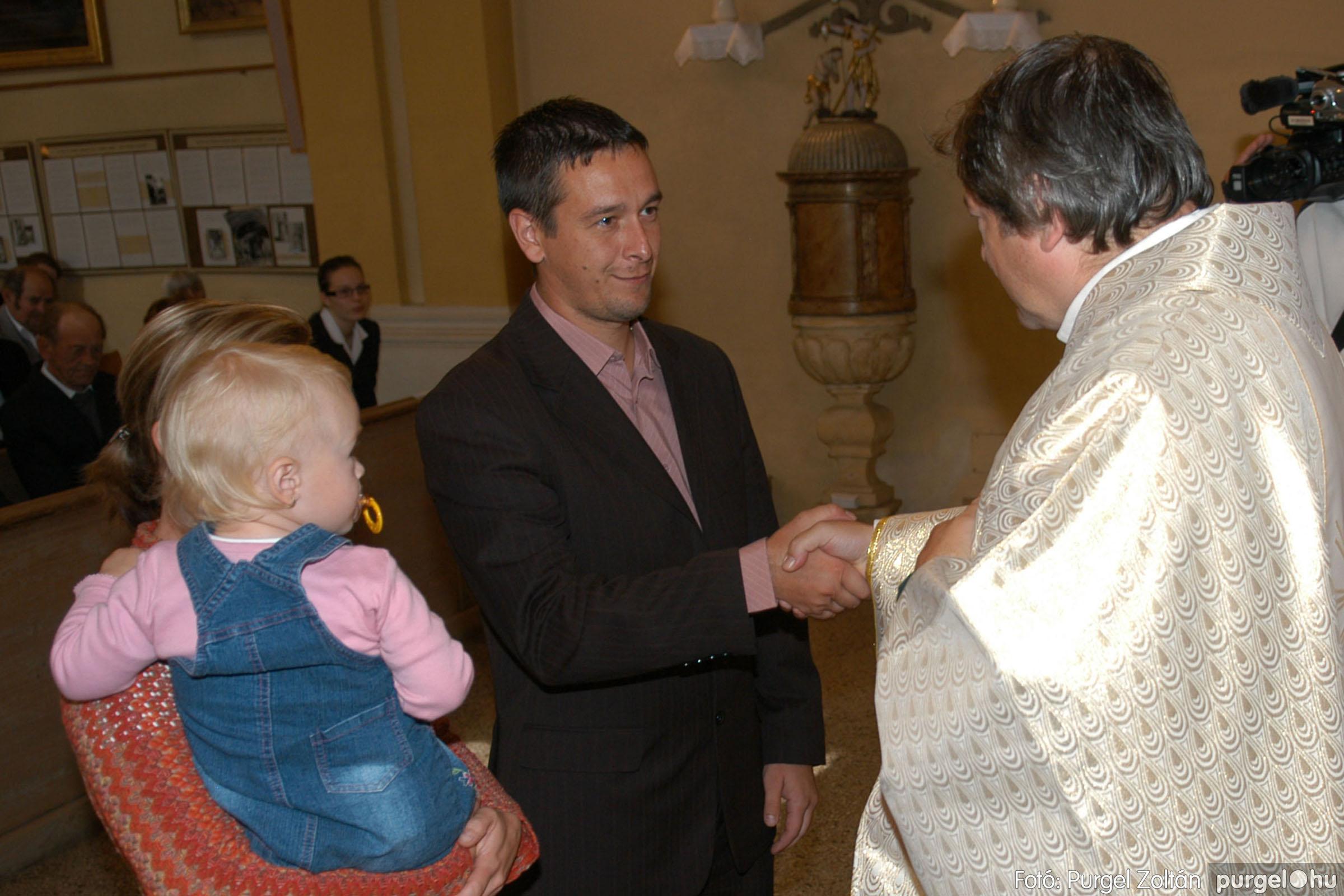 2007.09.30. 127 Kisboldogasszony Templom házassági évfordulók - Fotó:PURGEL ZOLTÁN© DSC_0250q.jpg