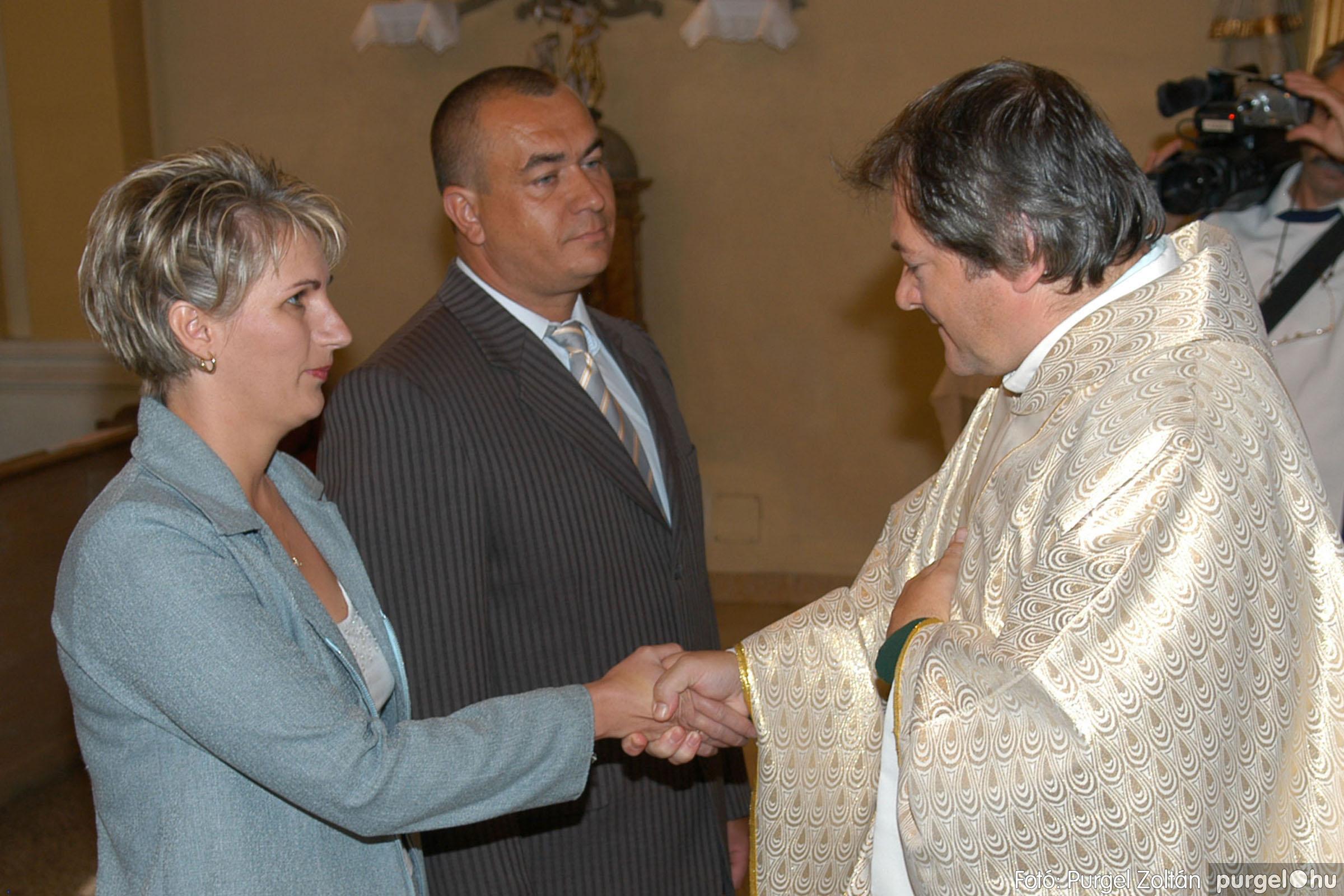 2007.09.30. 126 Kisboldogasszony Templom házassági évfordulók - Fotó:PURGEL ZOLTÁN© DSC_0247q.jpg