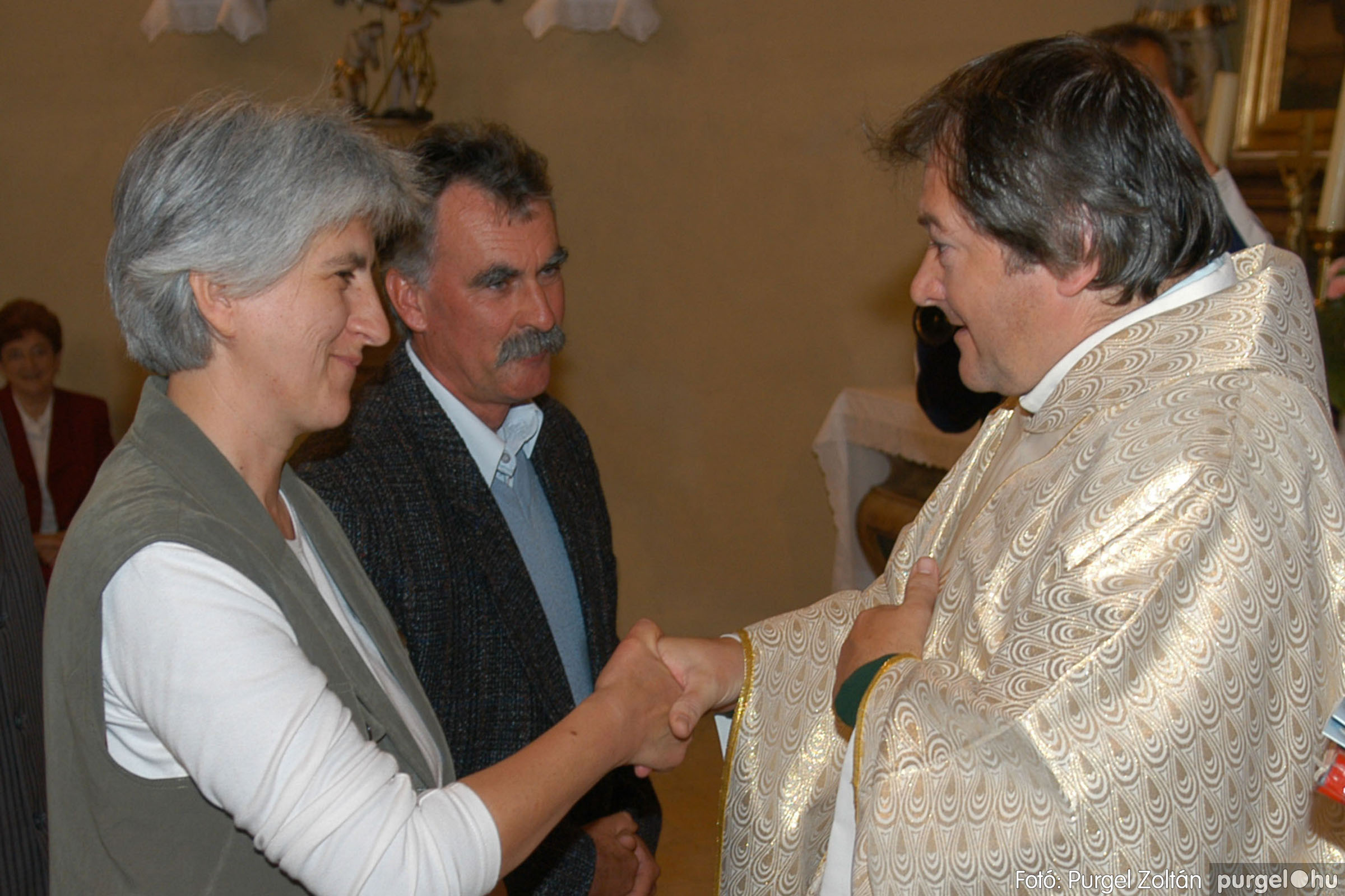 2007.09.30. 124 Kisboldogasszony Templom házassági évfordulók - Fotó:PURGEL ZOLTÁN© DSC_0245q.jpg