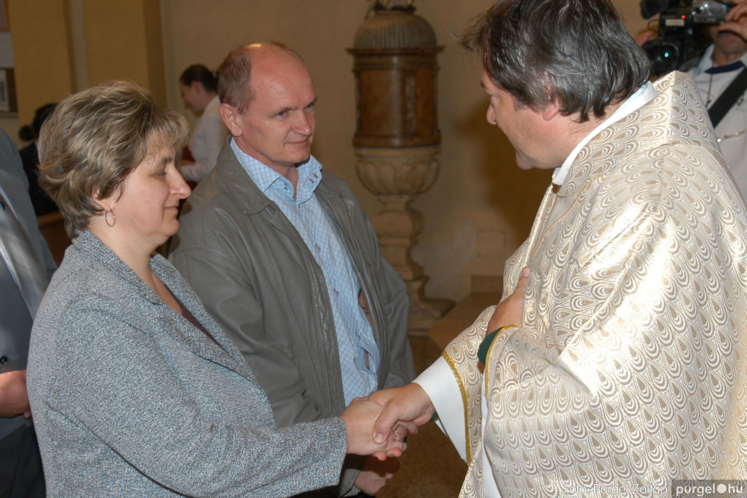 2007.09.30. 120 Kisboldogasszony Templom házassági évfordulók - Fotó:PURGEL ZOLTÁN© DSC_0241q.jpg