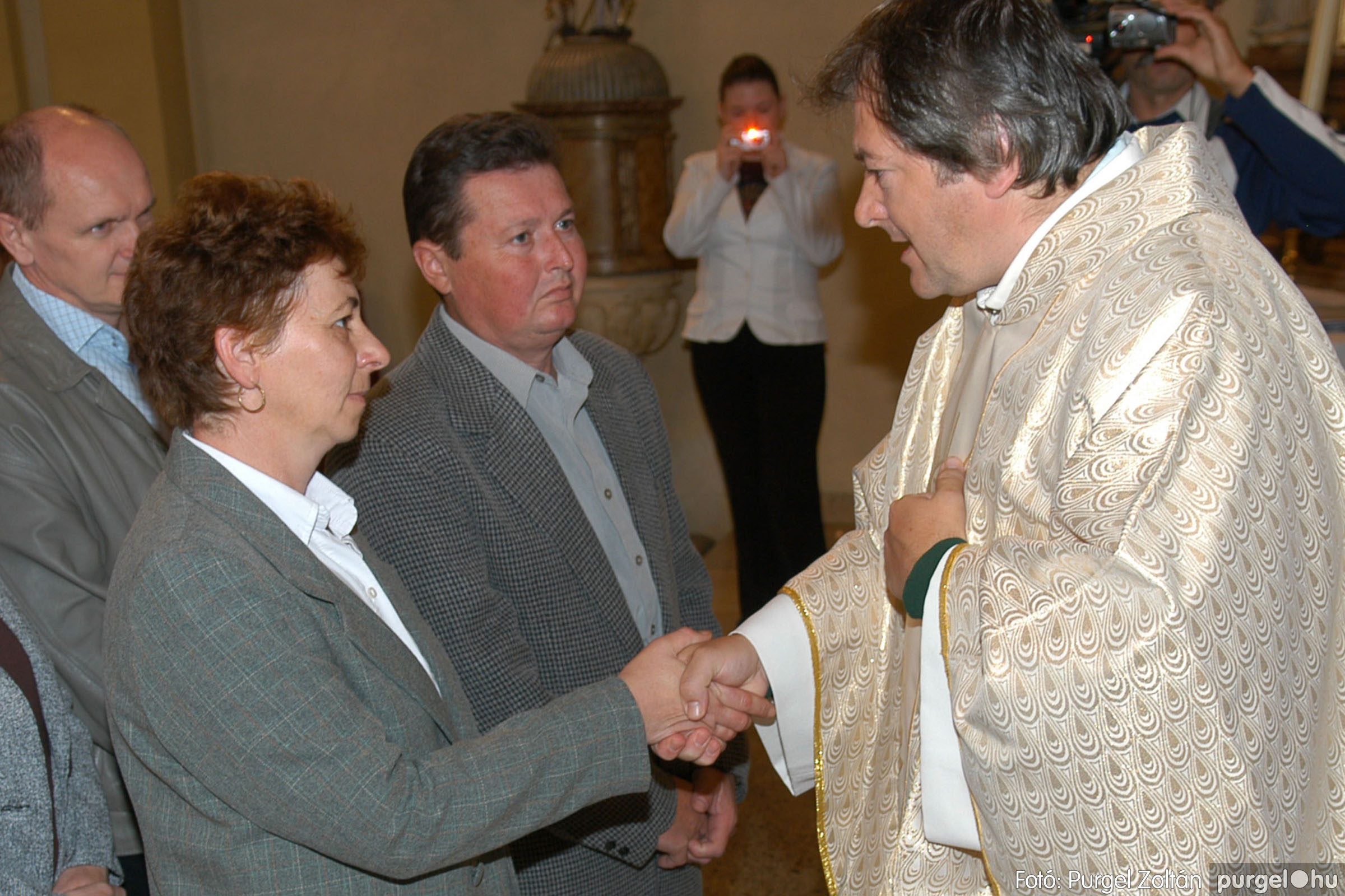 2007.09.30. 118 Kisboldogasszony Templom házassági évfordulók - Fotó:PURGEL ZOLTÁN© DSC_0239q.jpg
