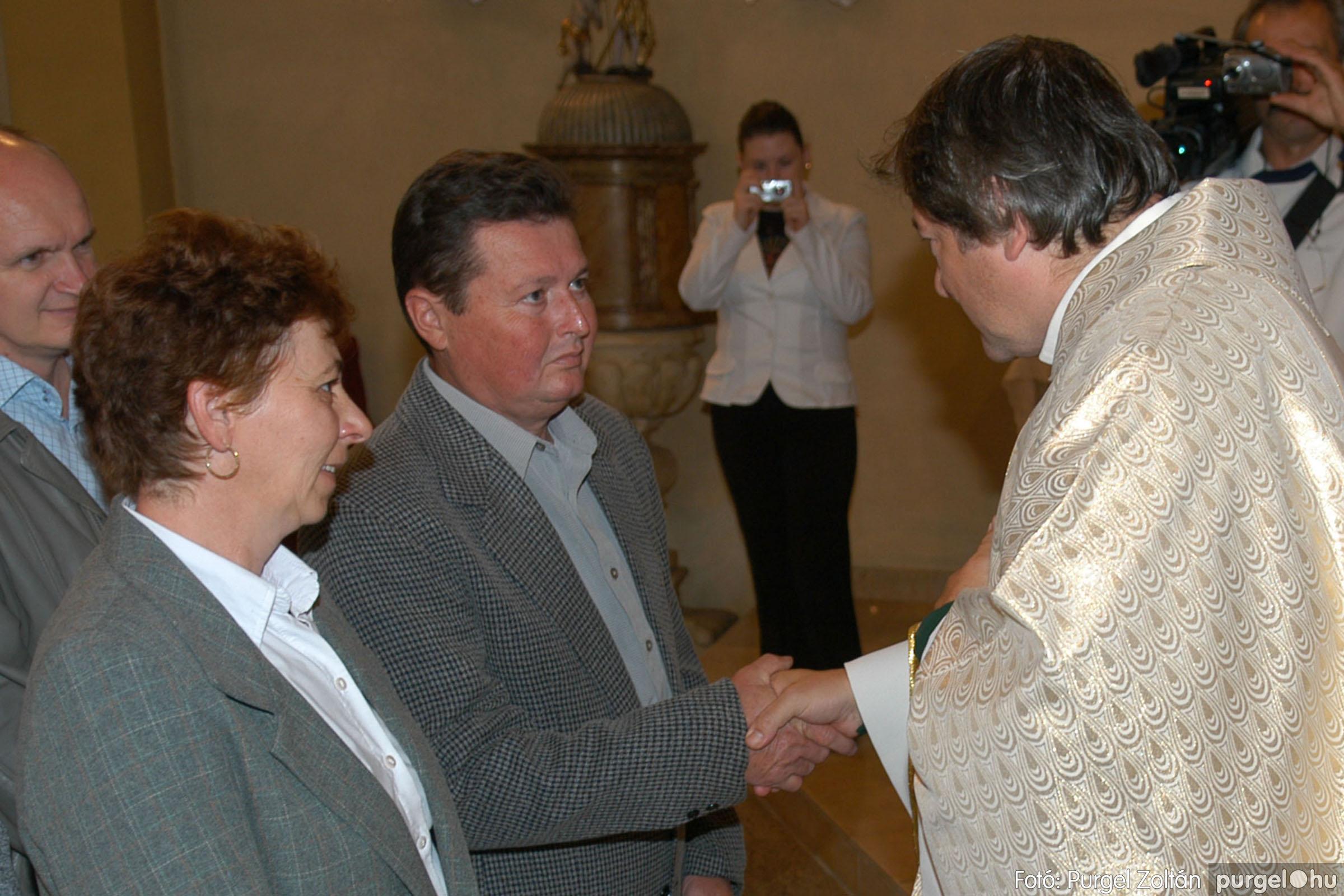 2007.09.30. 116 Kisboldogasszony Templom házassági évfordulók - Fotó:PURGEL ZOLTÁN© DSC_0237q.jpg