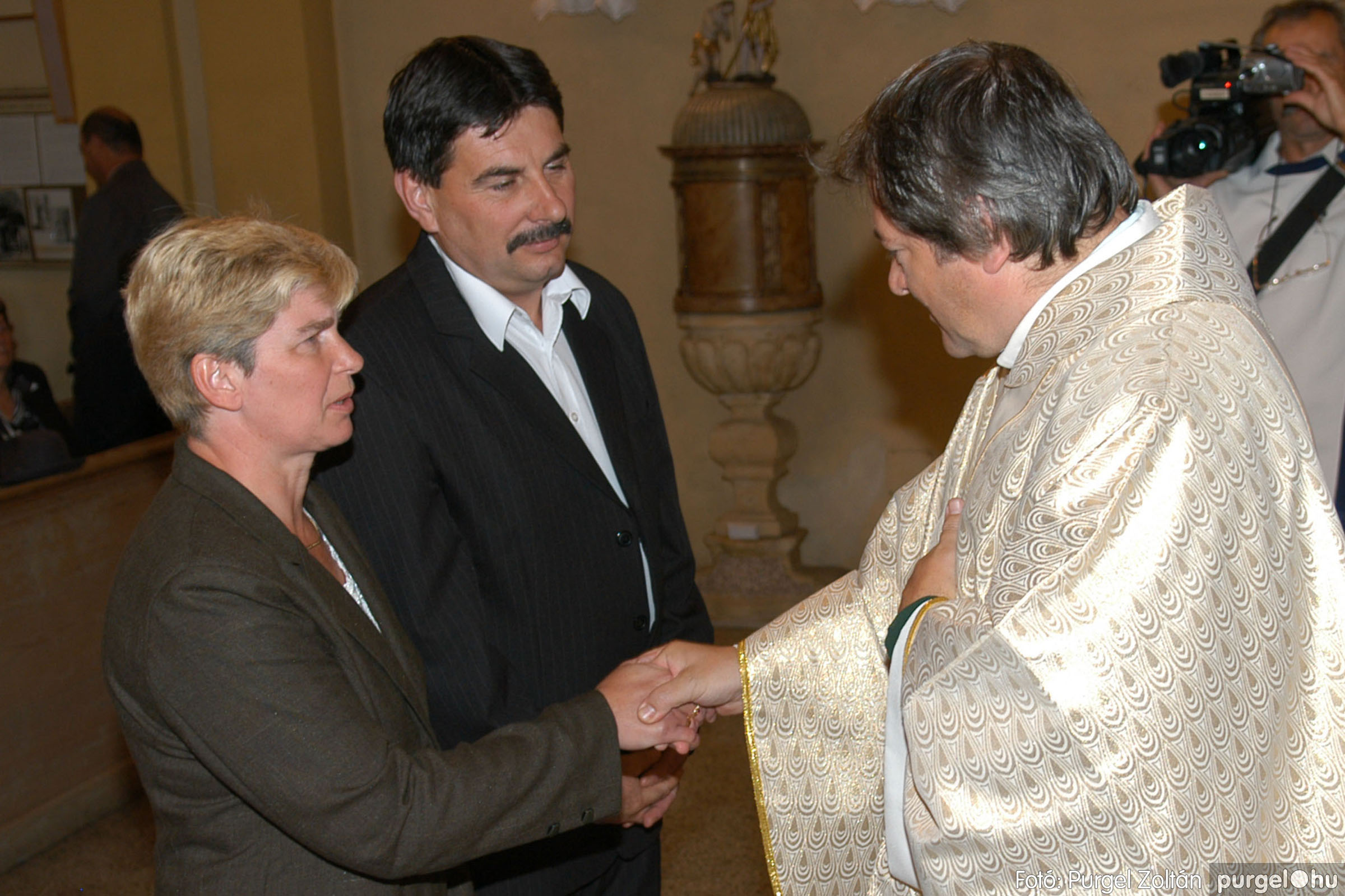 2007.09.30. 115 Kisboldogasszony Templom házassági évfordulók - Fotó:PURGEL ZOLTÁN© DSC_0236q.jpg