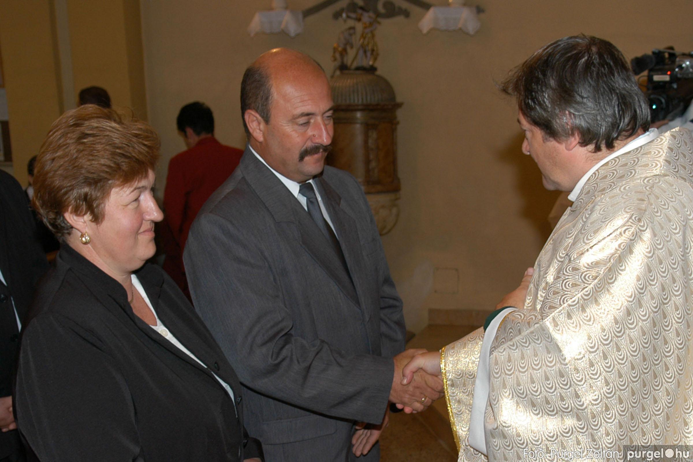 2007.09.30. 111 Kisboldogasszony Templom házassági évfordulók - Fotó:PURGEL ZOLTÁN© DSC_0232q.jpg