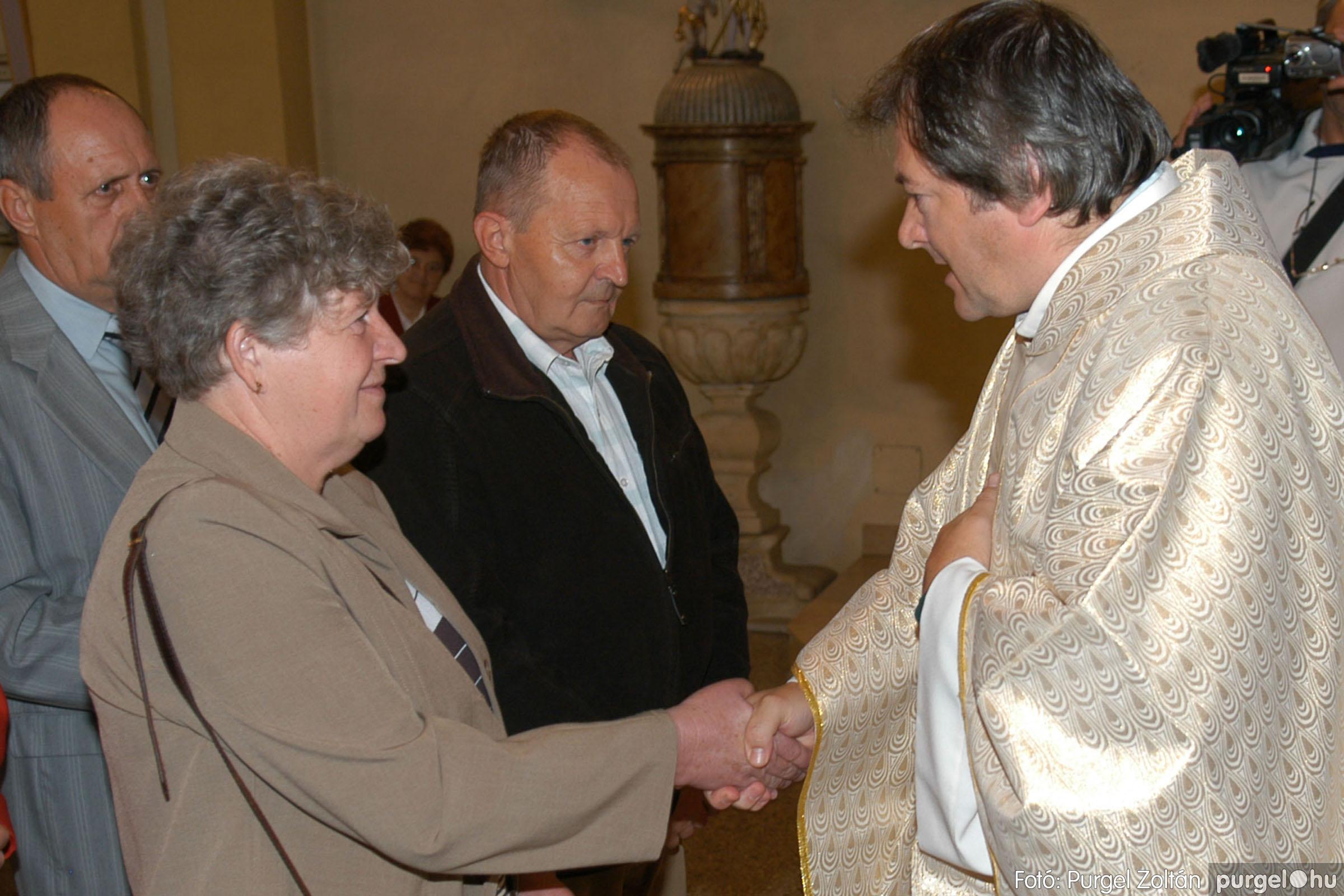 2007.09.30. 092 Kisboldogasszony Templom házassági évfordulók - Fotó:PURGEL ZOLTÁN© DSC_0213q.jpg