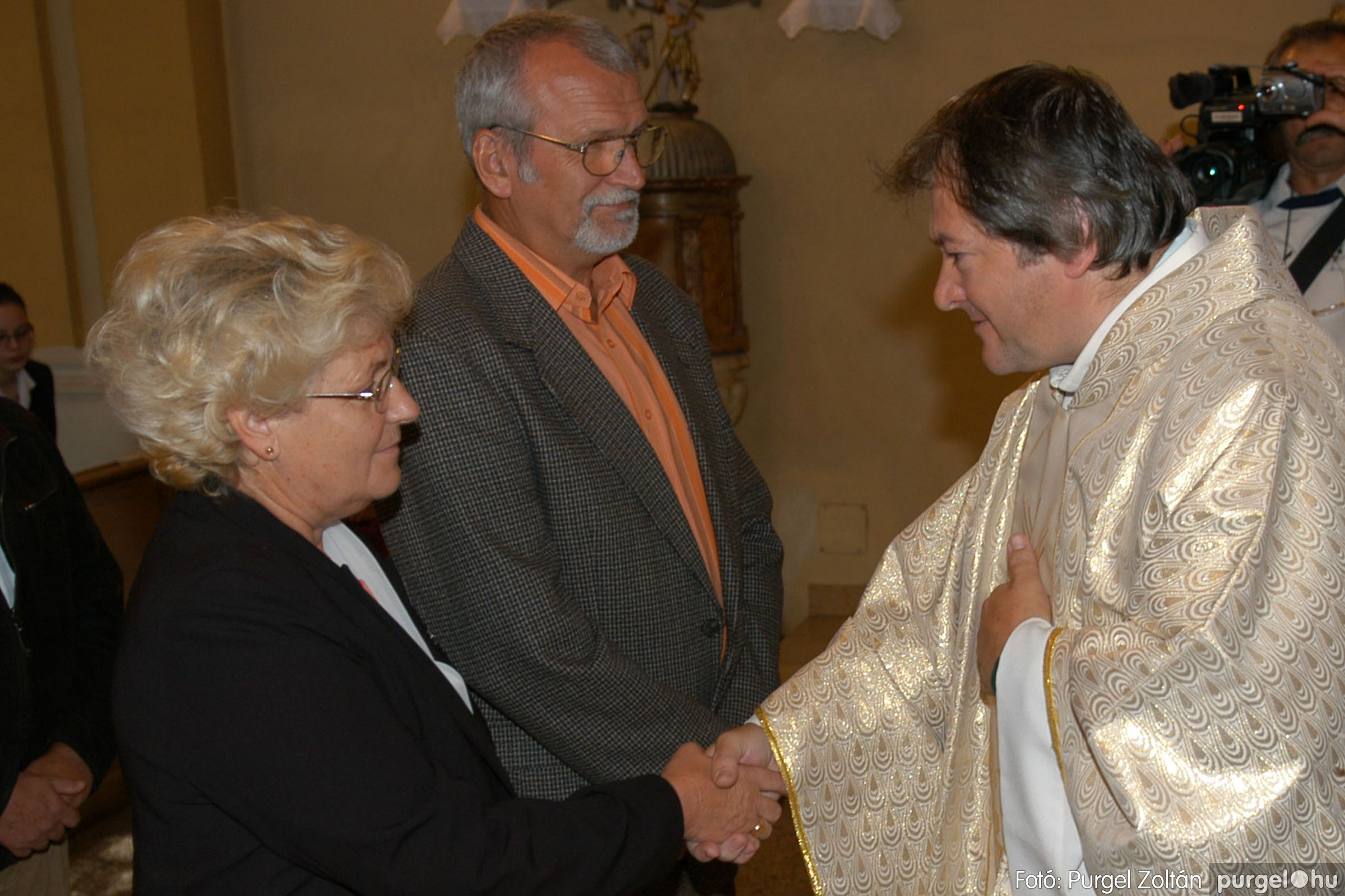 2007.09.30. 090 Kisboldogasszony Templom házassági évfordulók - Fotó:PURGEL ZOLTÁN© DSC_0211q.jpg