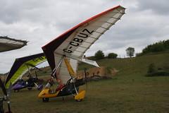 G-CBUZ Solar Wings Pegasus [7907] Popham 050519