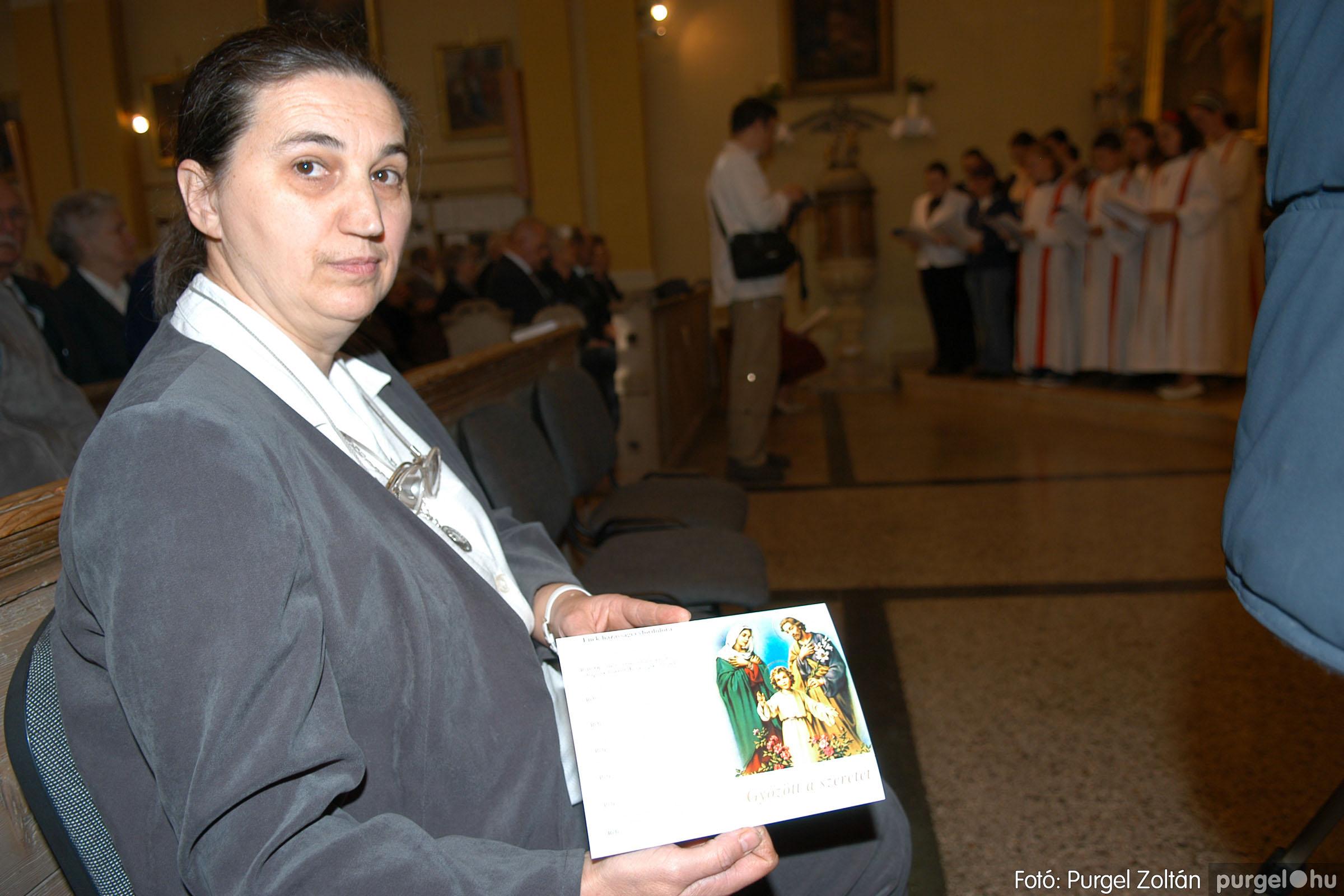 2007.09.30. 018 Kisboldogasszony Templom házassági évfordulók - Fotó:PURGEL ZOLTÁN© DSC_0130q.jpg