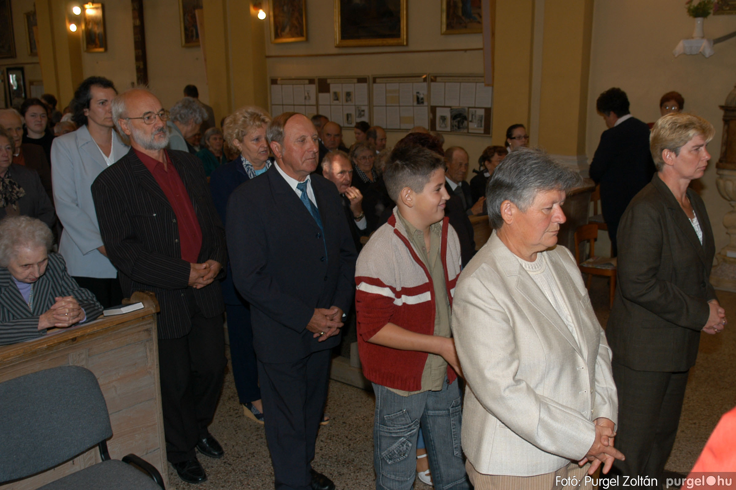 2007.09.30. 015 Kisboldogasszony Templom házassági évfordulók - Fotó:PURGEL ZOLTÁN© DSC_0117q.jpg