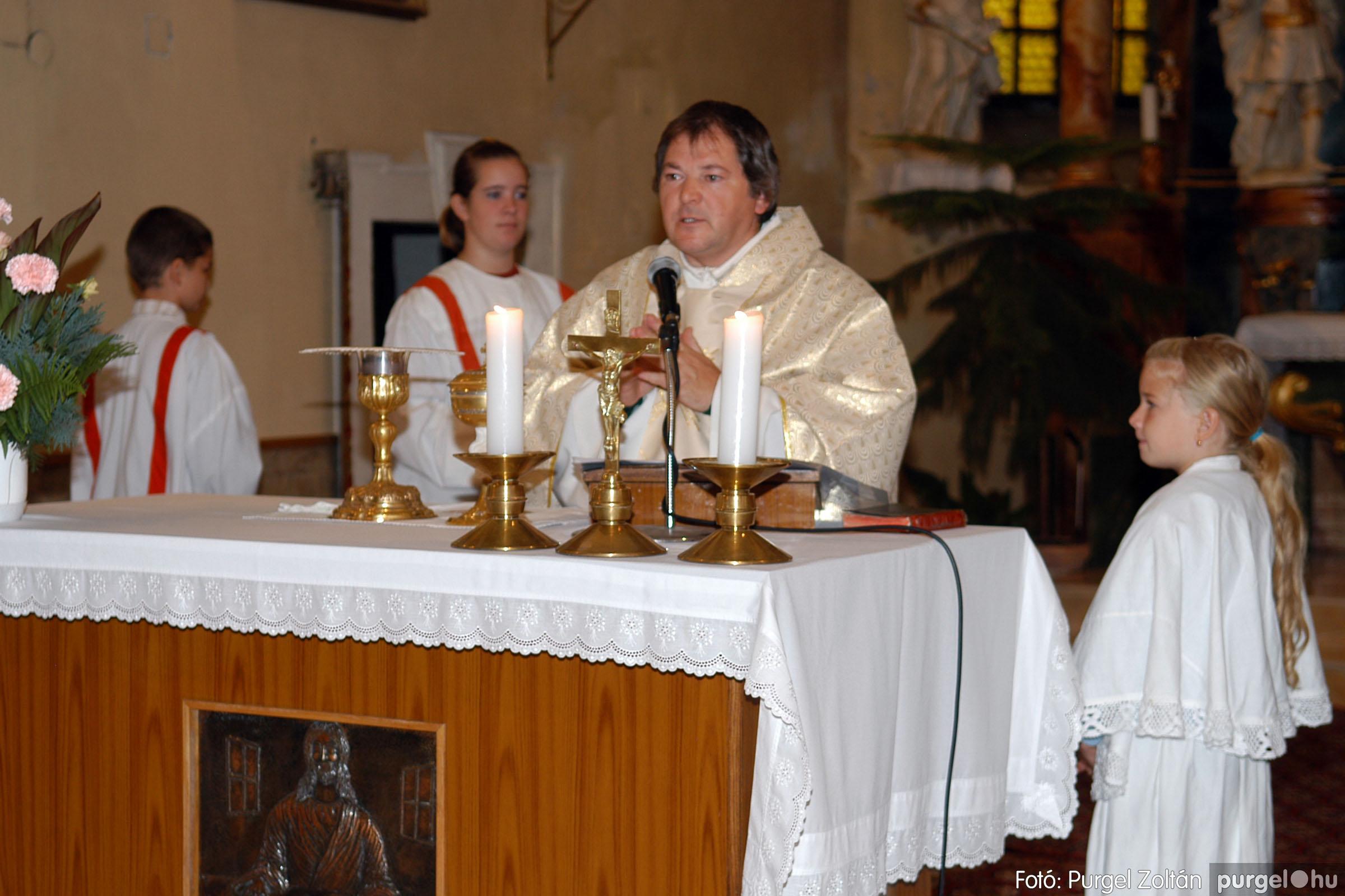 2007.09.30. 013 Kisboldogasszony Templom házassági évfordulók - Fotó:PURGEL ZOLTÁN© DSC_0102q.jpg