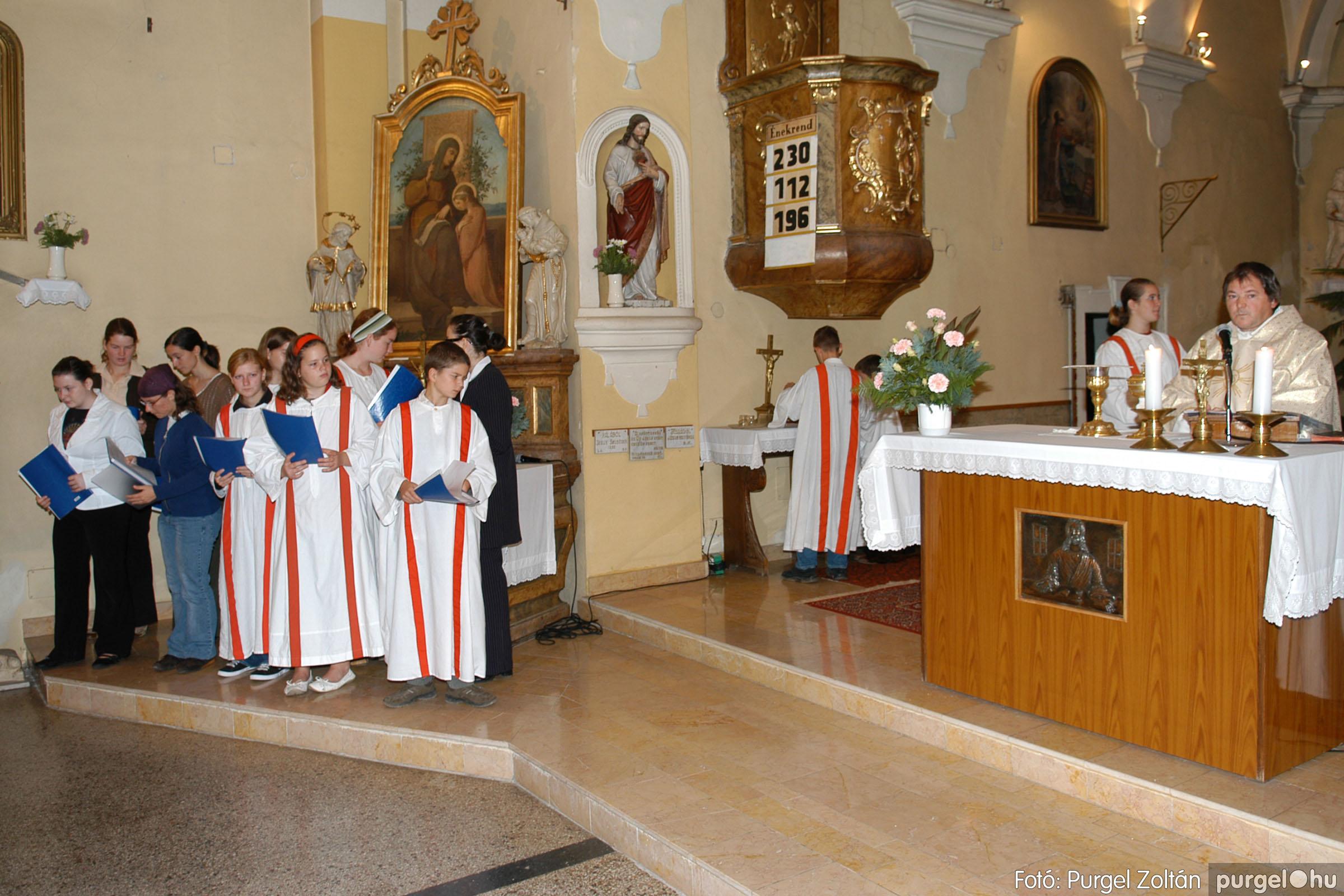 2007.09.30. 012 Kisboldogasszony Templom házassági évfordulók - Fotó:PURGEL ZOLTÁN© DSC_0101q.jpg