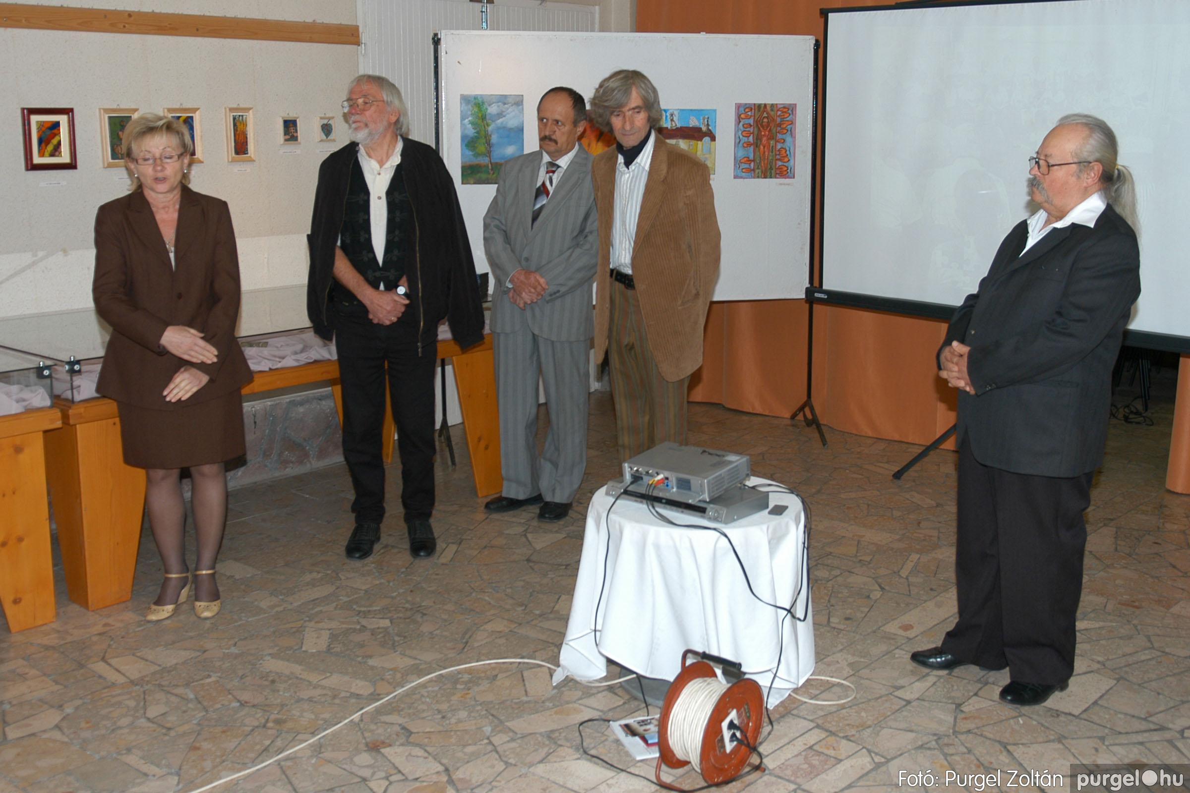 2007.10.07. 005 Én ezt tudom! alkotók kiállítása és találkozója - Fotó:PURGEL ZOLTÁN© DSC_0023q.jpg
