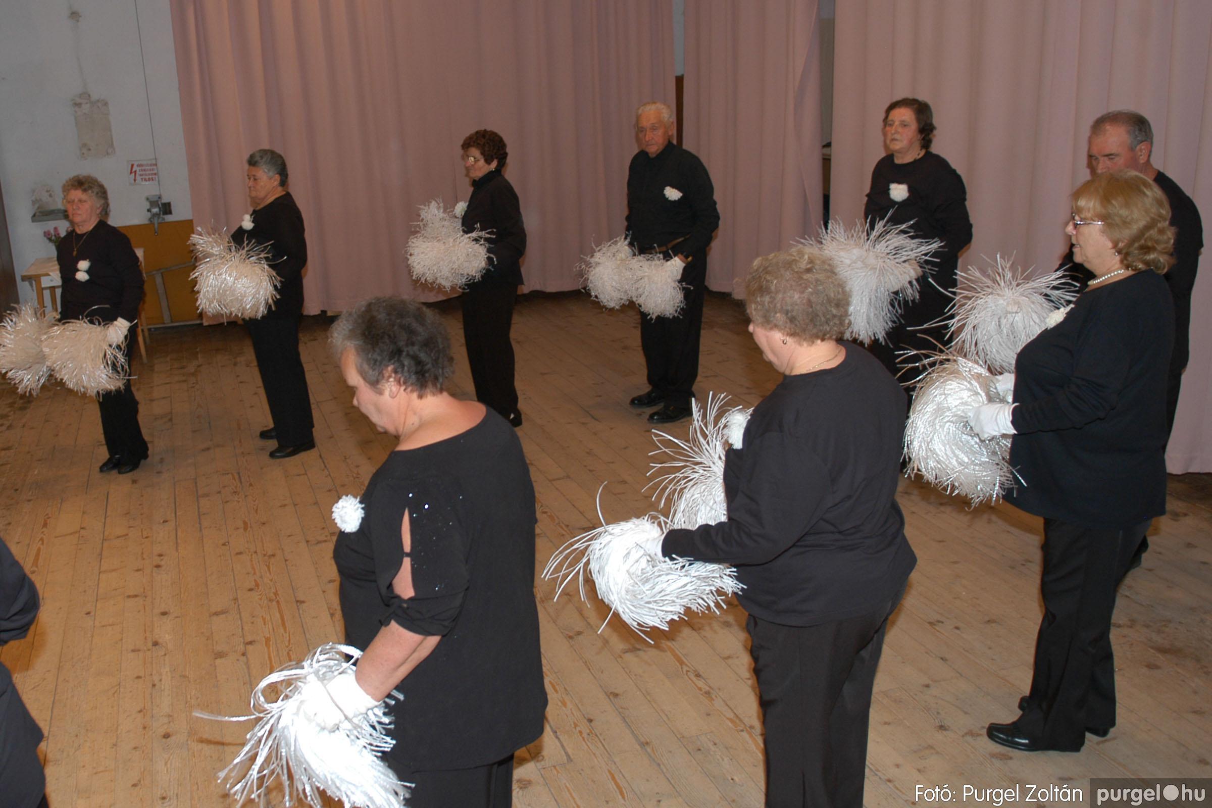 2007.11.10. 042 Szép Öregkor Nyugdíjas Klub bál - Fotó:PURGEL ZOLTÁN© DSC_0050q.jpg